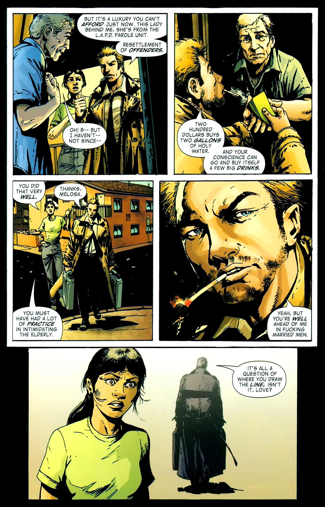 Read online John Constantine Hellblazer: All His Engines comic -  Issue # Full - 75