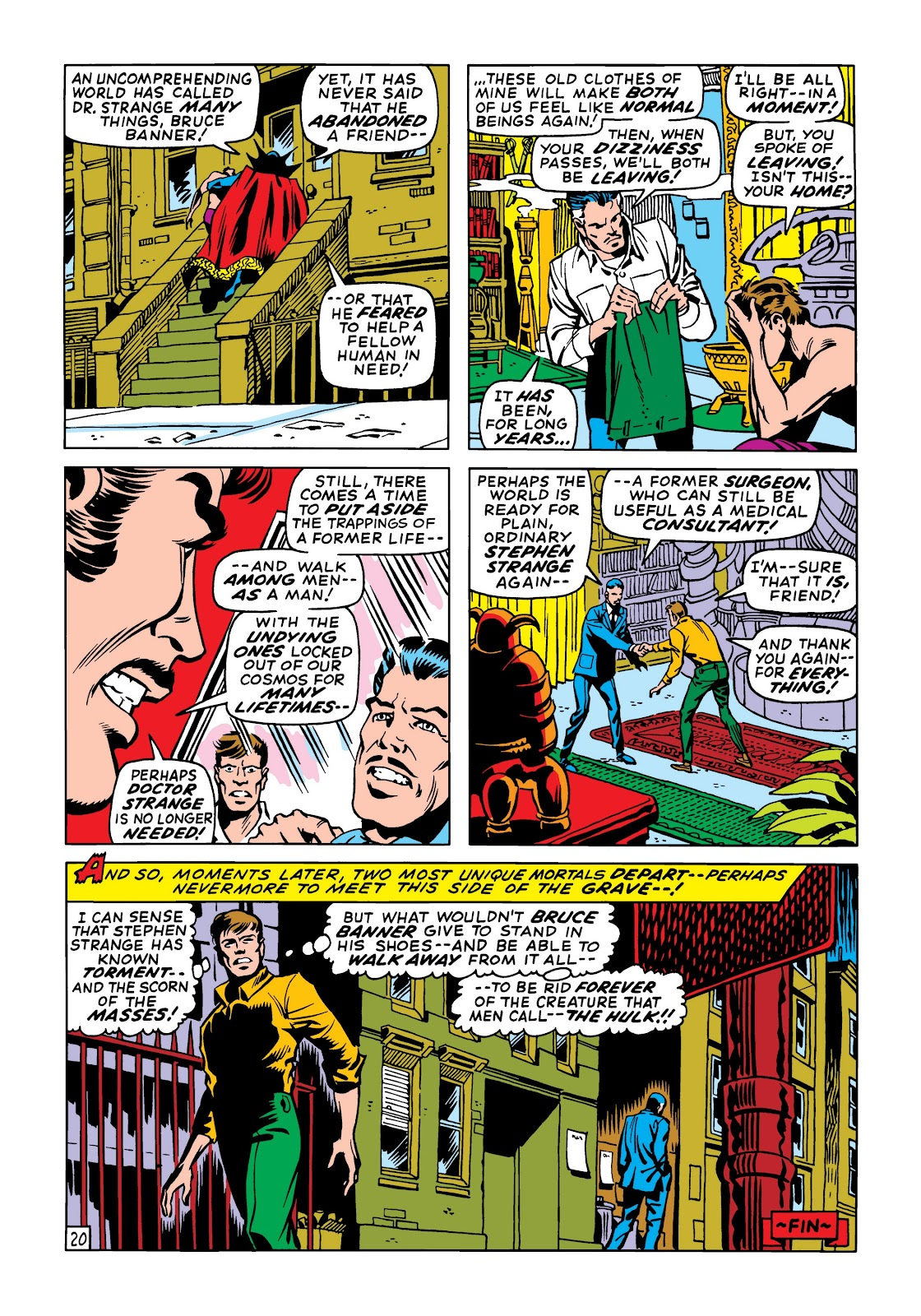 Read online Marvel Masterworks: The Incredible Hulk comic -  Issue # TPB 6 (Part 2) - 13