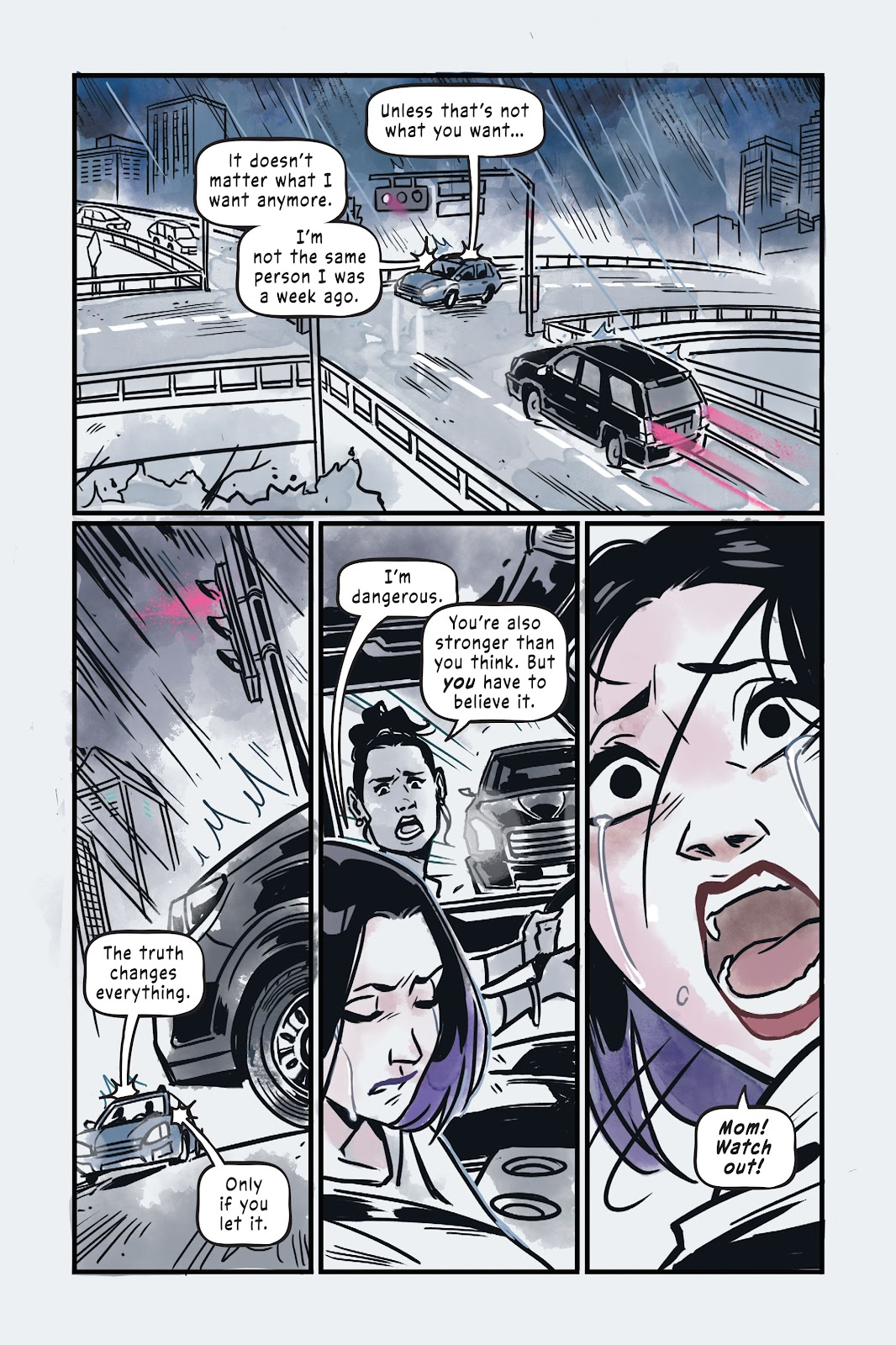Read online Under the Moon: A Catwoman Tale comic -  Issue # TPB (Part 2) - 104