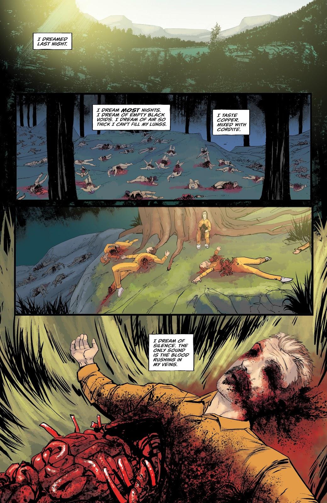 Read online Aliens: Resistance comic -  Issue #4 - 3