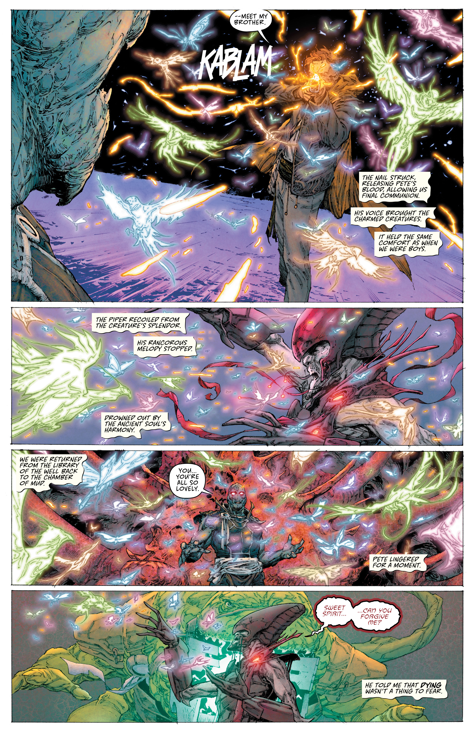 Read online Seven To Eternity comic -  Issue #3 - 17