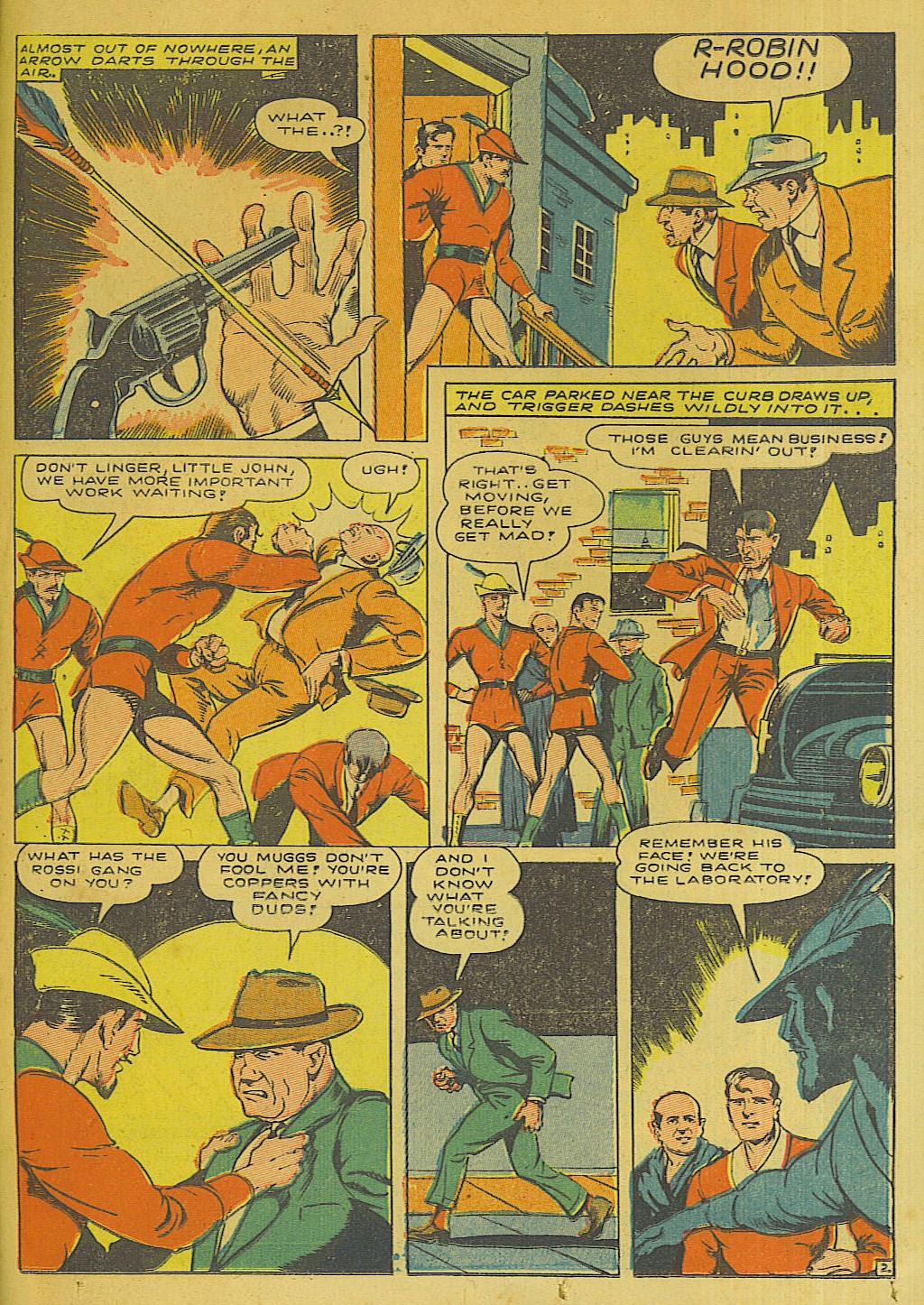 Green Hornet Comics issue 10 - Page 22