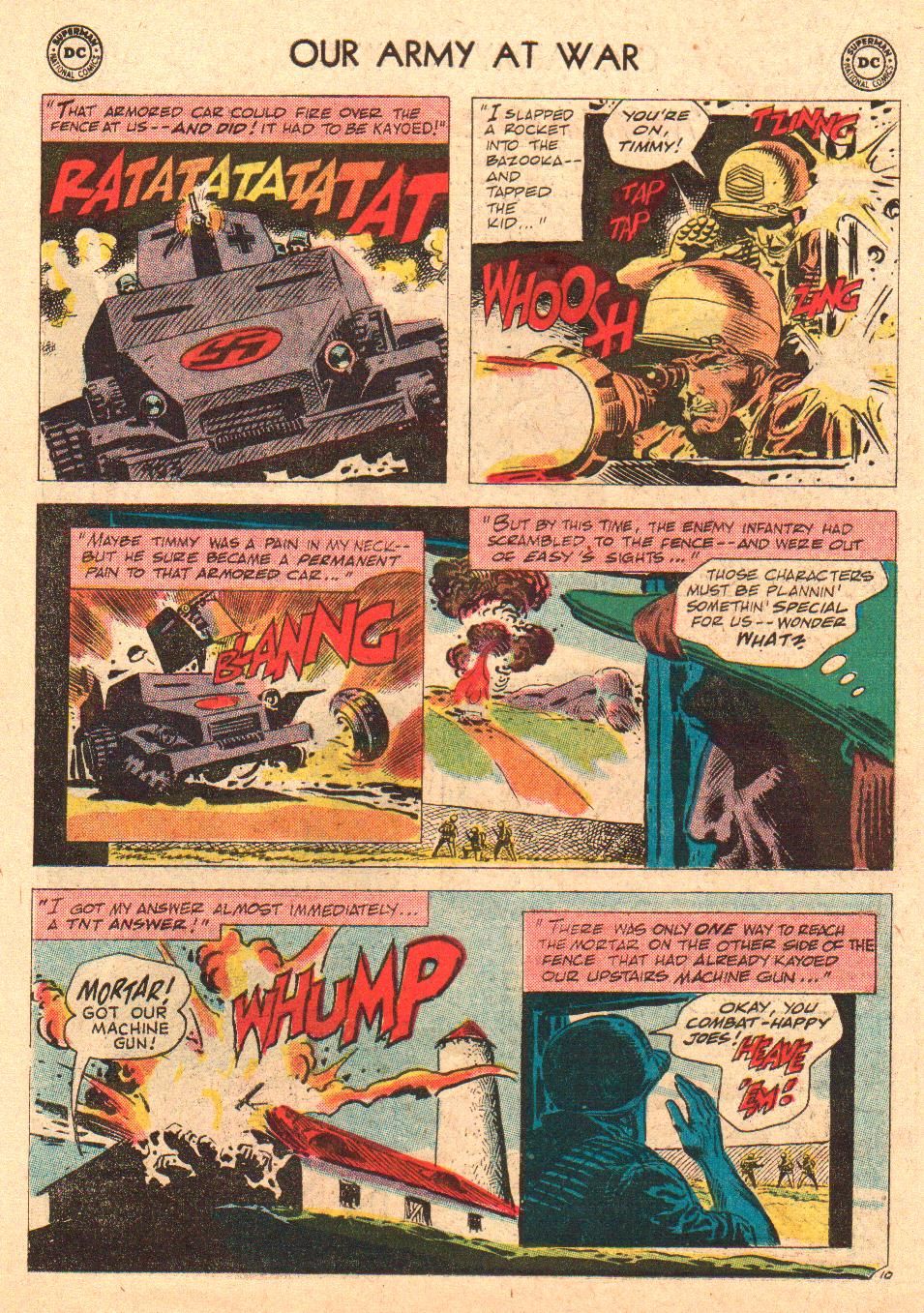 Our Army at War (1952) issue 97 - Page 14