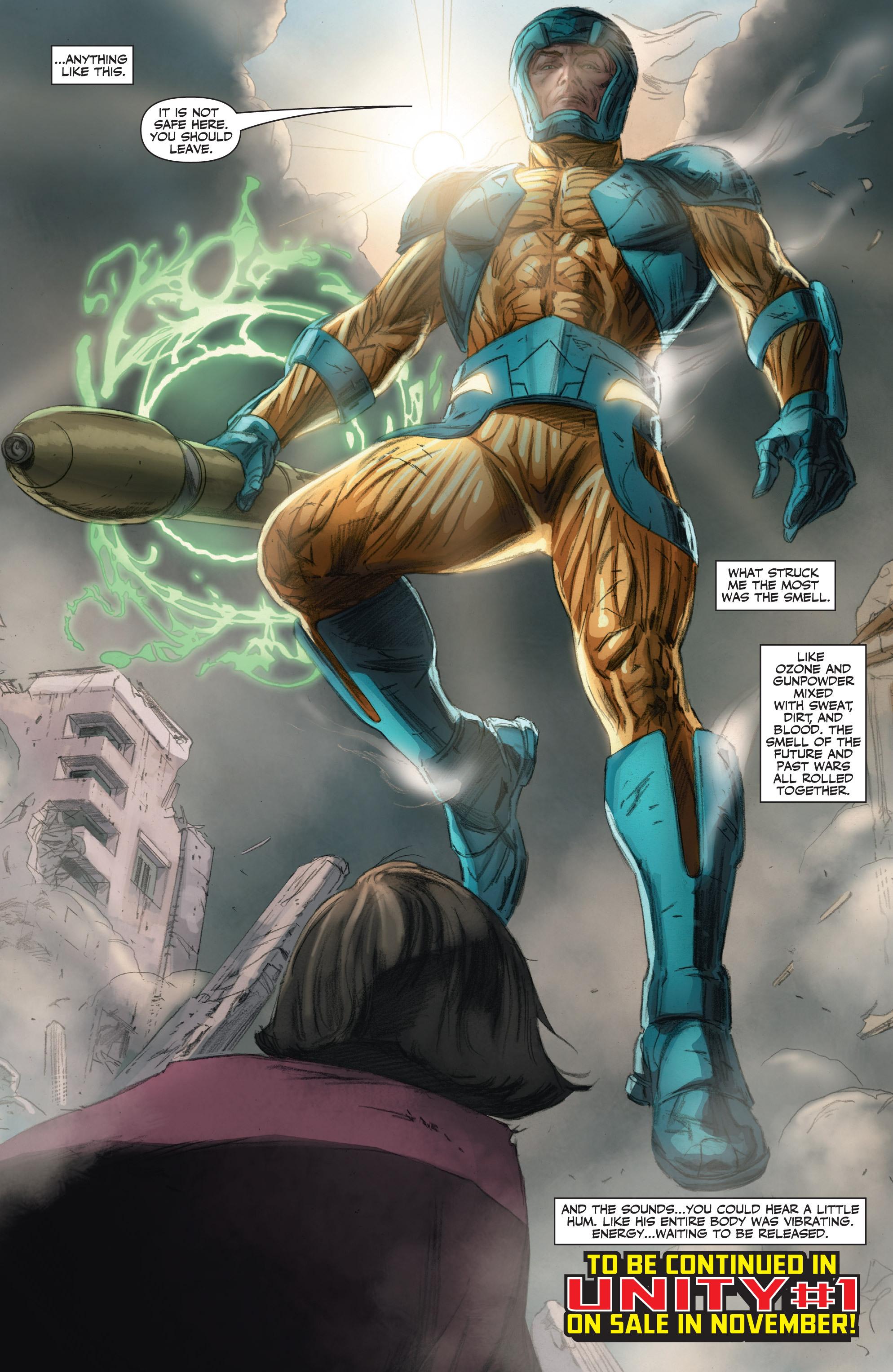 Read online Shadowman (2012) comic -  Issue #11 - 29