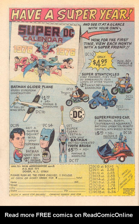 Read online Adventure Comics (1938) comic -  Issue #444 - 24