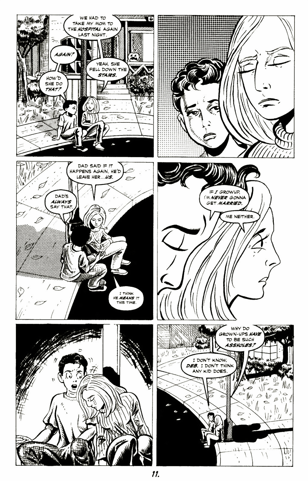 Read online A Touch of Silver comic -  Issue #1 - 13
