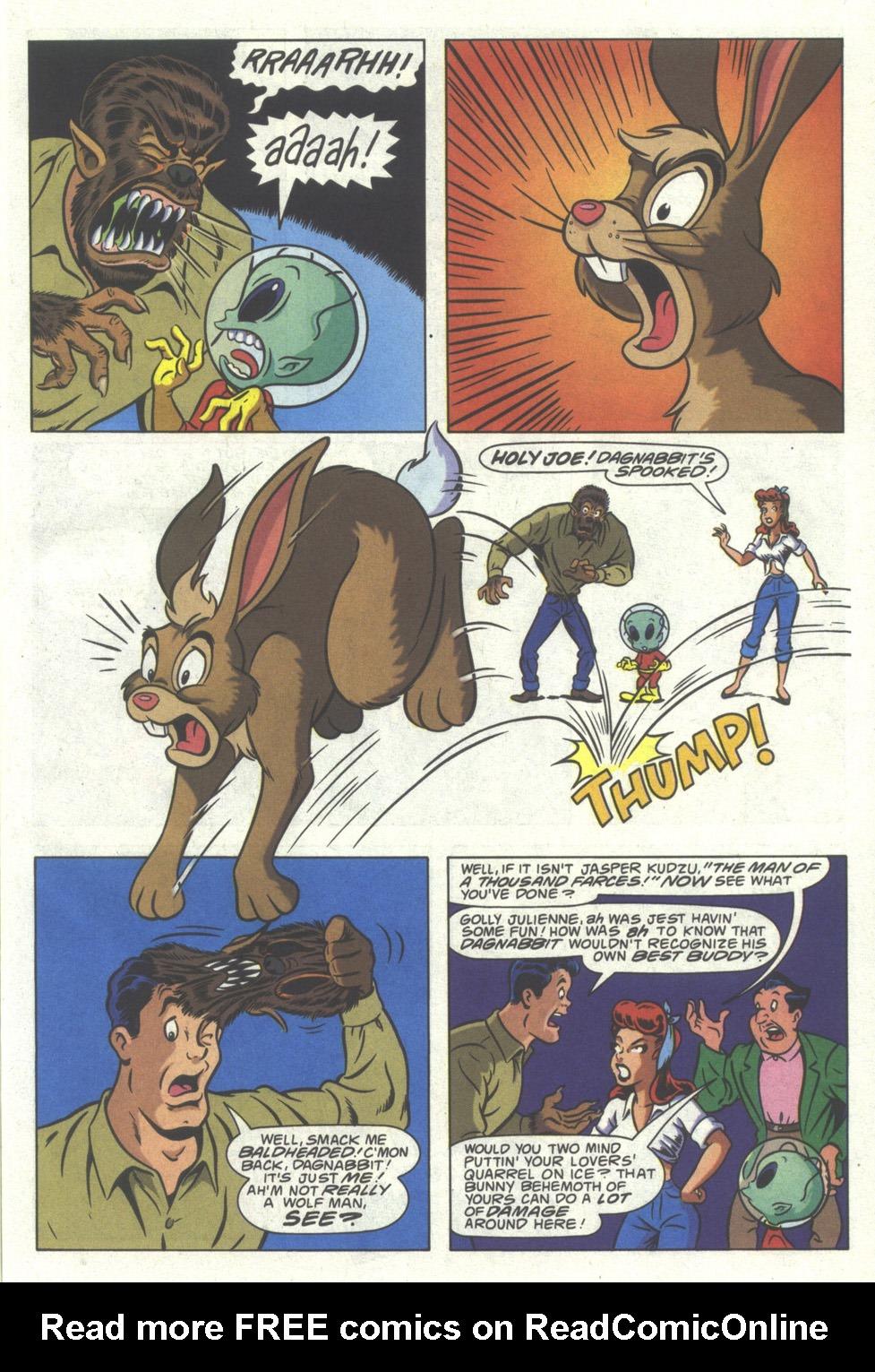 Read online Simpsons Comics comic -  Issue #22 - 27