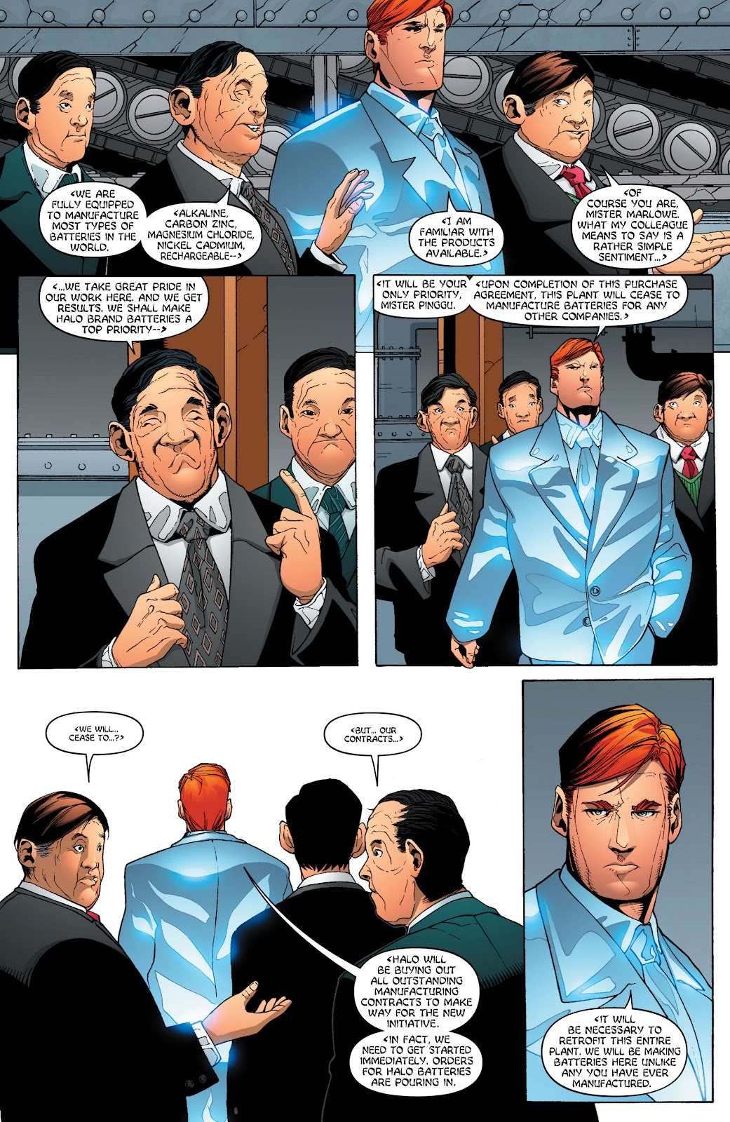 Wildcats Version 3.0 Issue #2 #2 - English 7