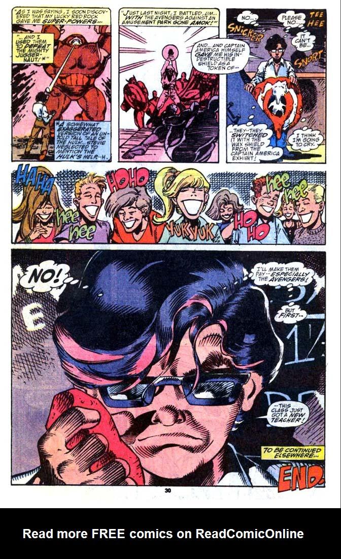 Avengers West Coast (1989) 64 Page 23