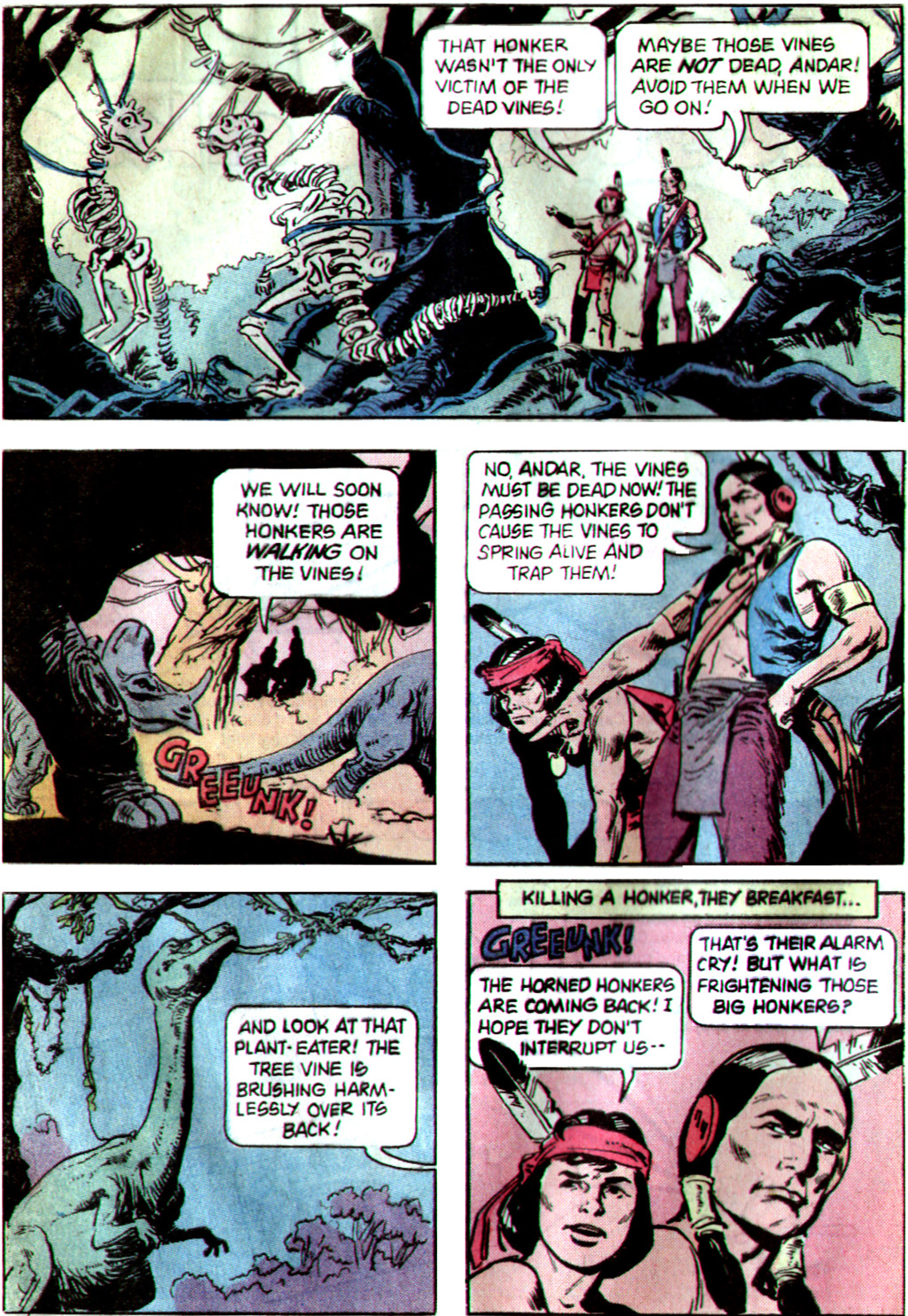 Read online Turok, Son of Stone comic -  Issue #122 - 8
