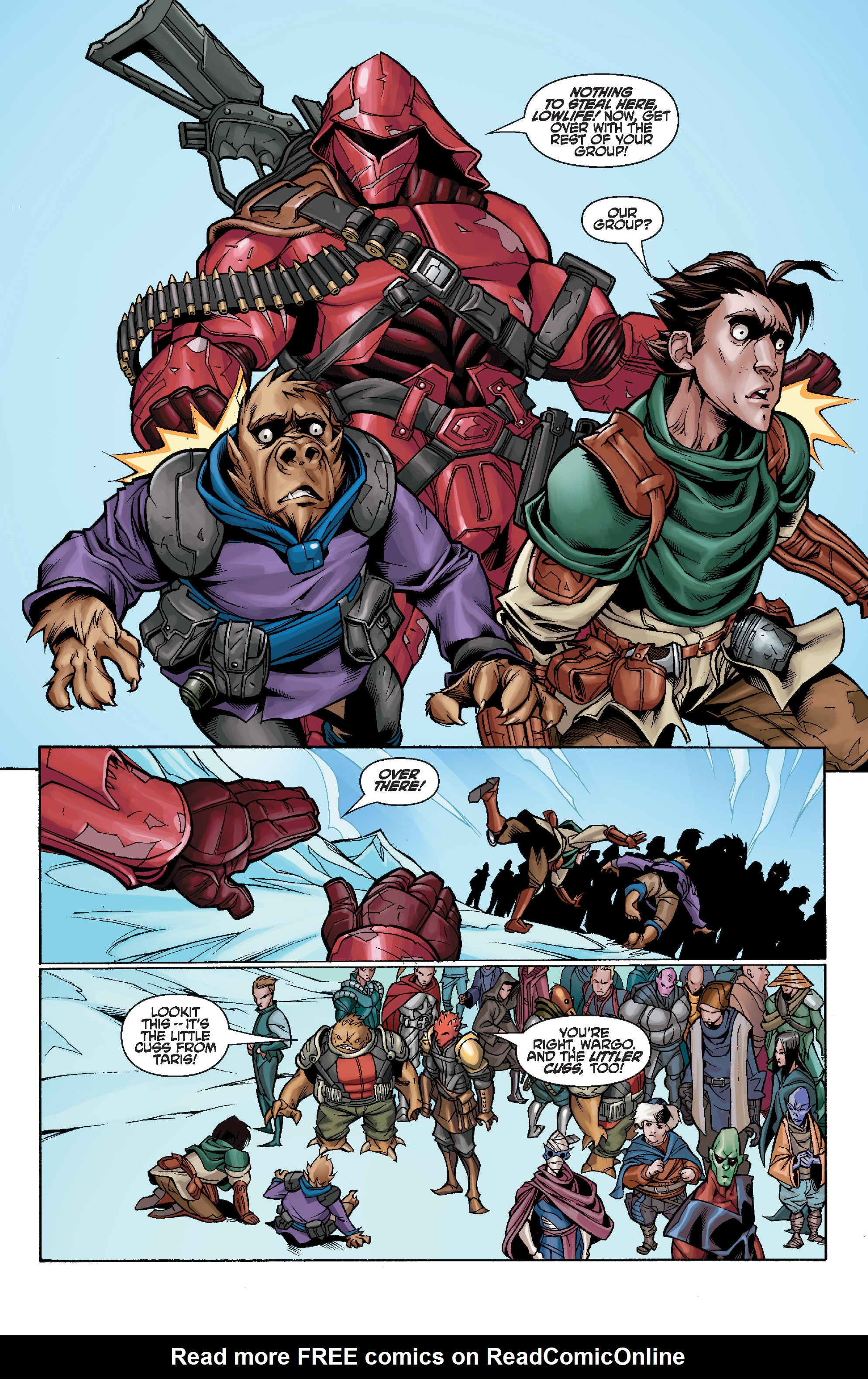 Read online Star Wars Omnibus comic -  Issue # Vol. 32 - 174