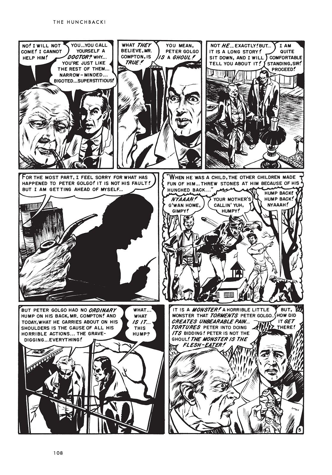 Read online Doctor of Horror and Other Stories comic -  Issue # TPB (Part 2) - 24