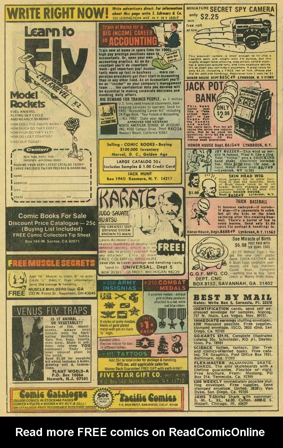Read online Adventure Comics (1938) comic -  Issue #445 - 14