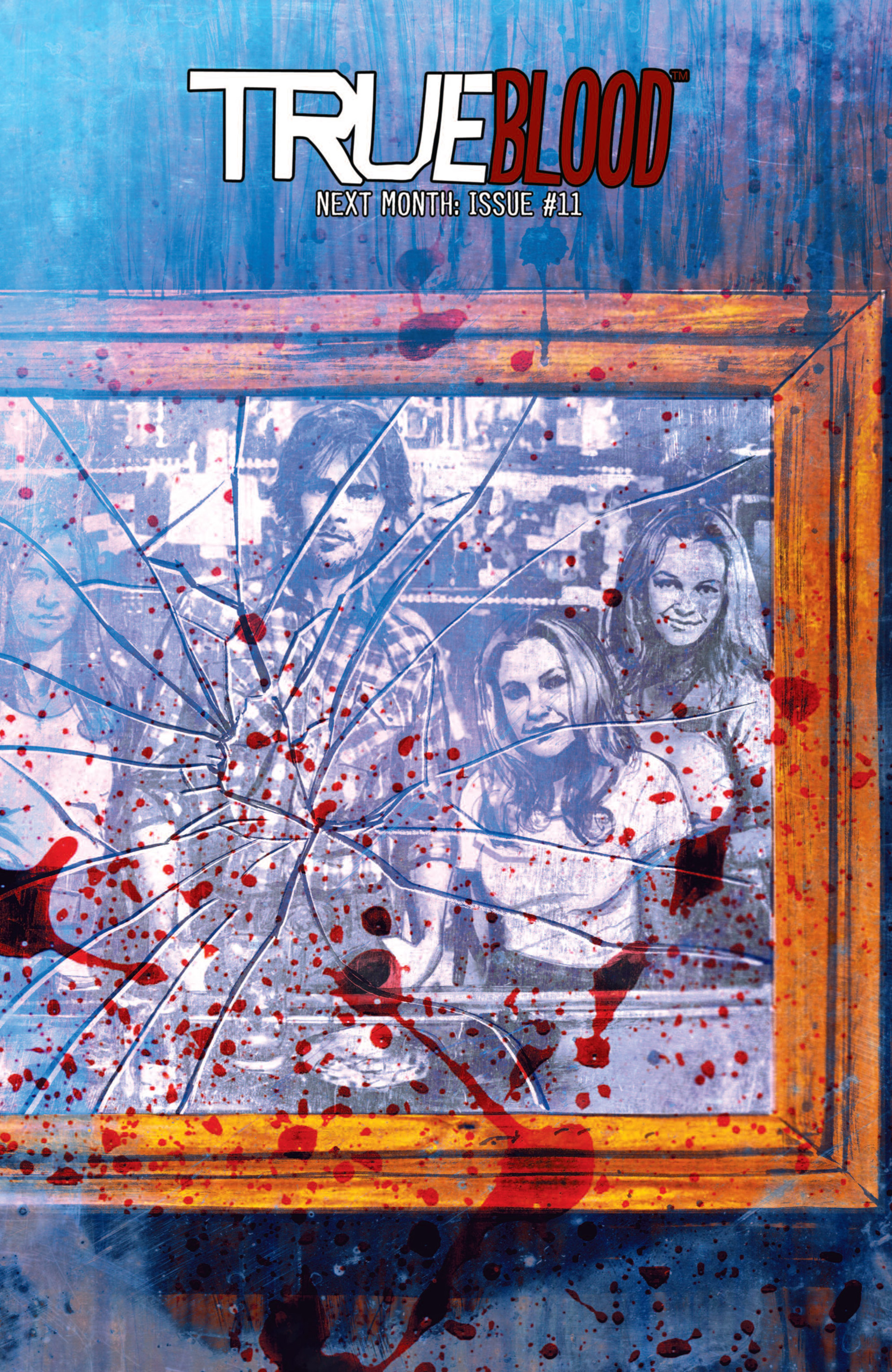Read online True Blood (2012) comic -  Issue #10 - 25