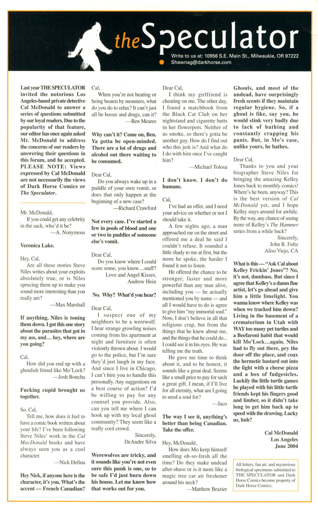 Read online The Nail comic -  Issue #2 - 25