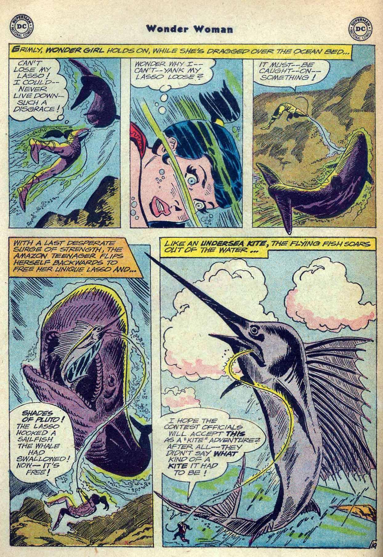 Read online Wonder Woman (1942) comic -  Issue #138 - 14