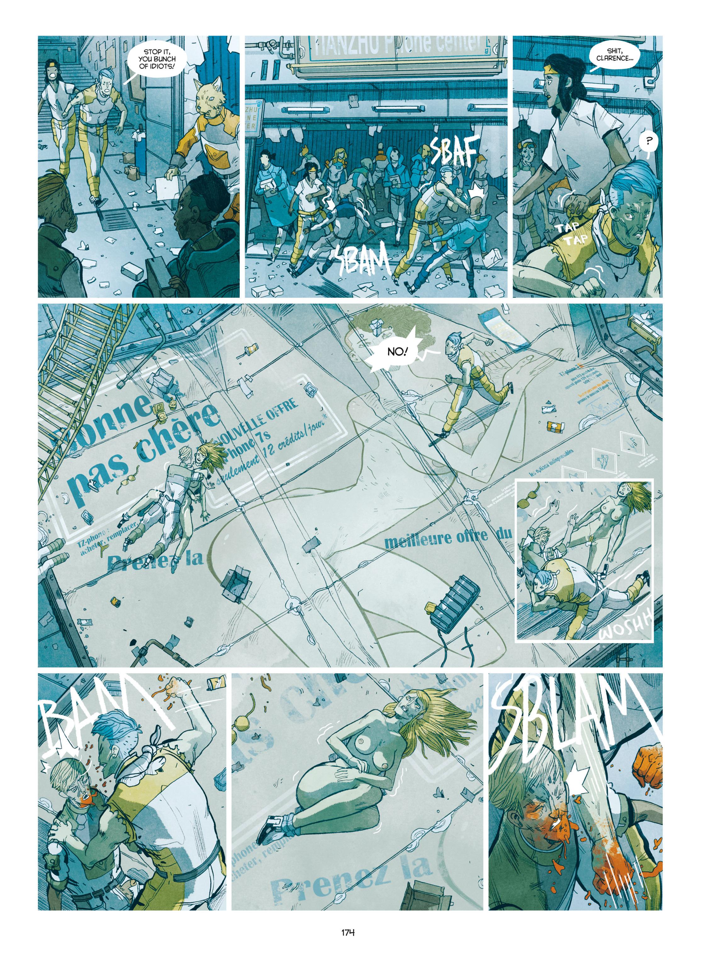 Read online Shangri-La comic -  Issue # Full - 175