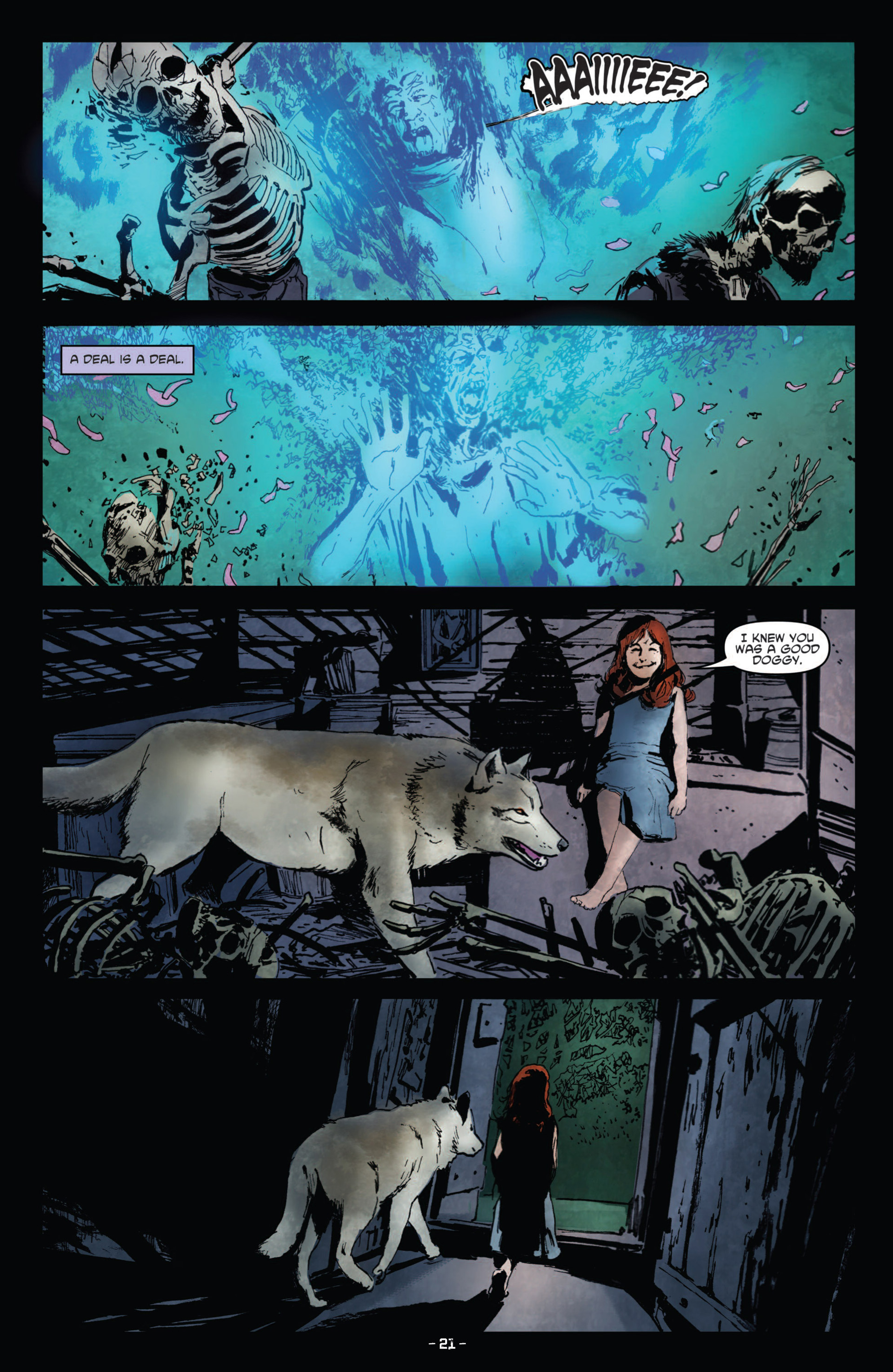Read online True Blood (2012) comic -  Issue #10 - 23
