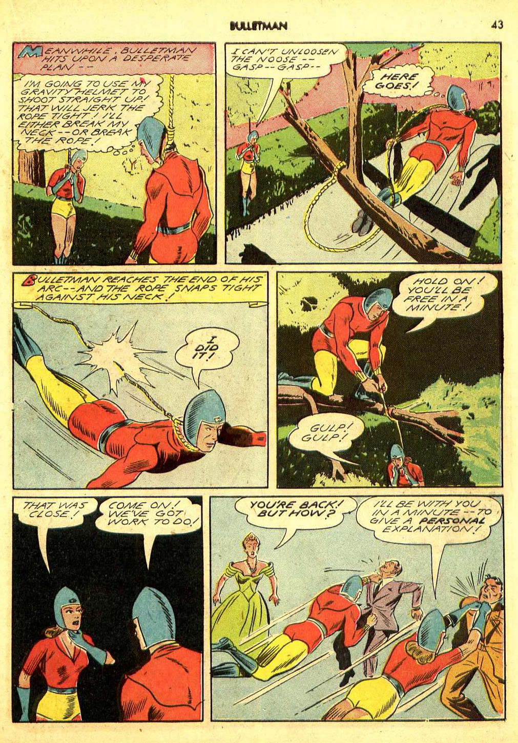 Bulletman issue 12 - Page 42