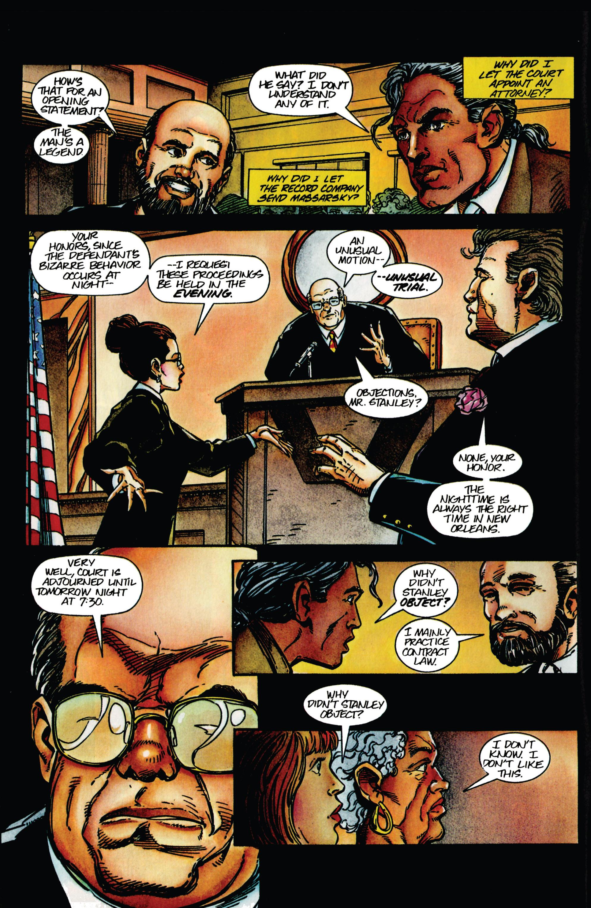Read online Shadowman (1992) comic -  Issue #42 - 6