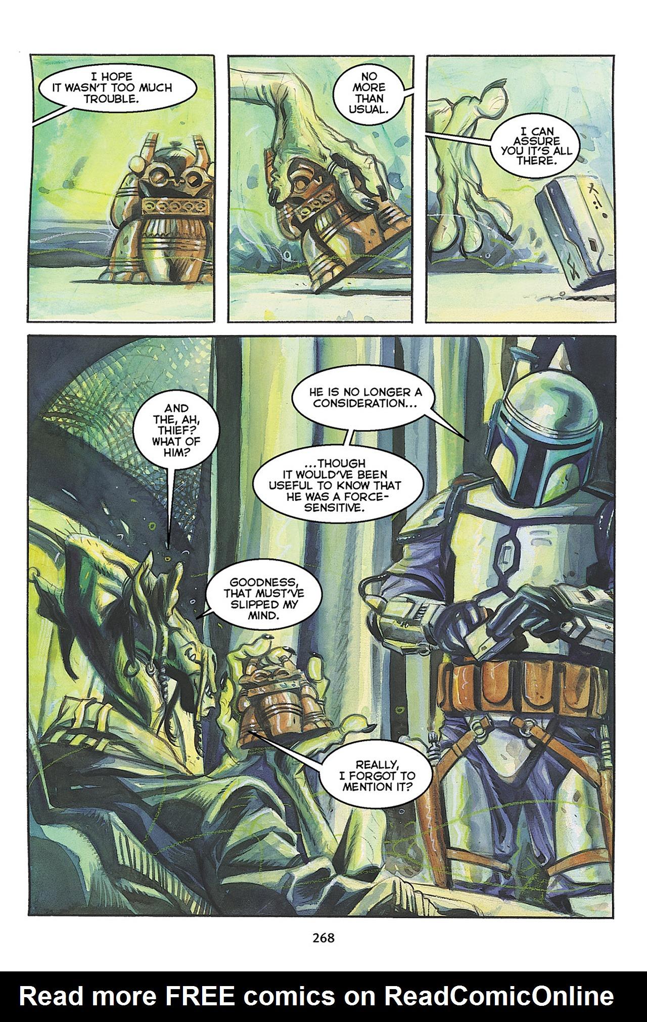 Read online Star Wars Omnibus comic -  Issue # Vol. 10 - 265
