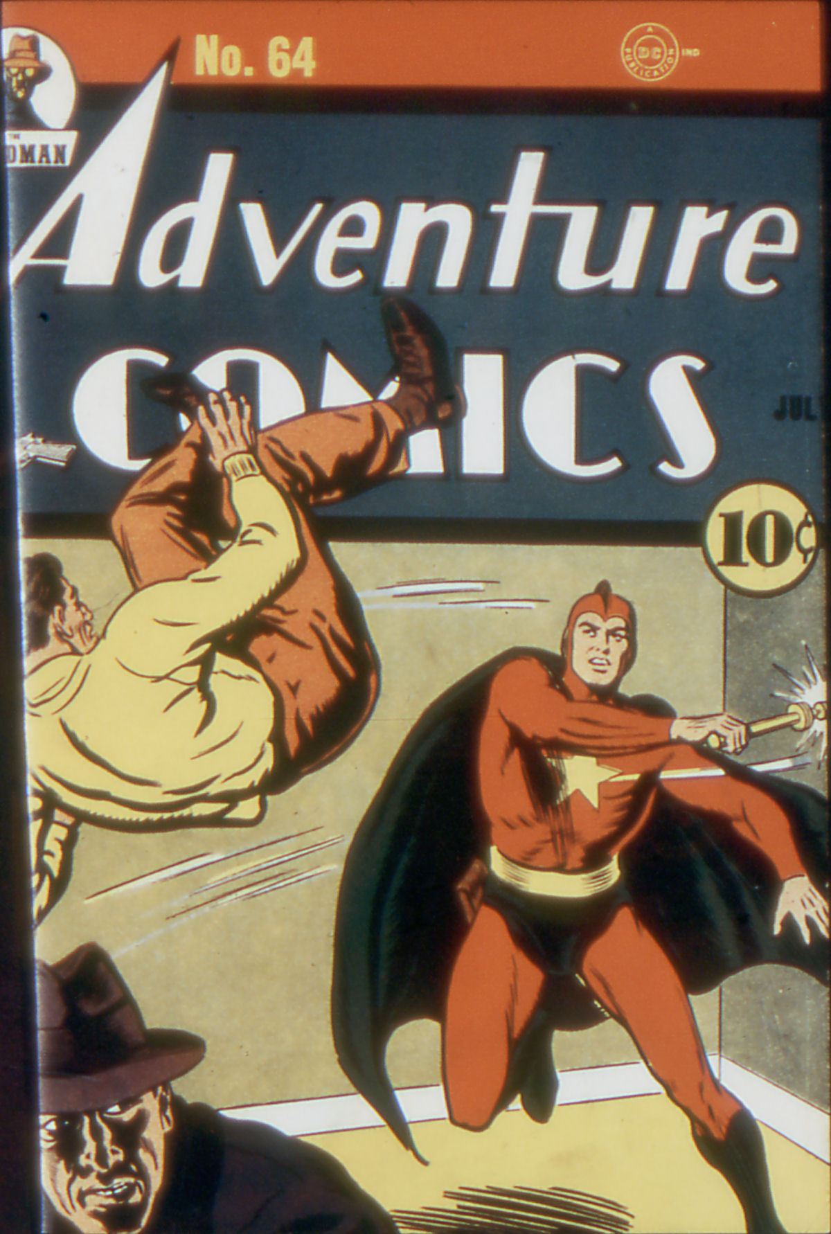 Read online Adventure Comics (1938) comic -  Issue #64 - 1