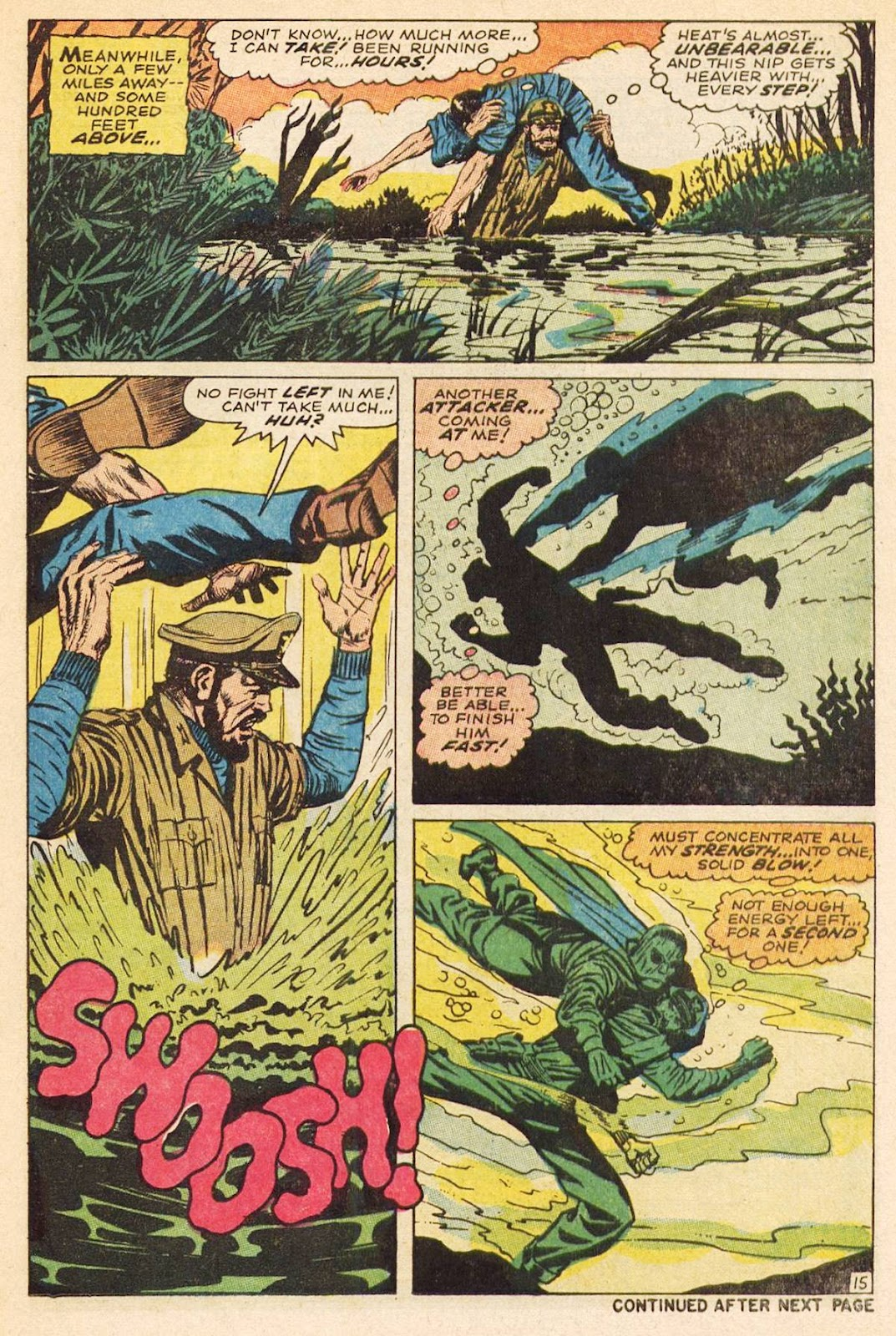 Captain Savage and his Leatherneck Raiders issue 3 - Page 21