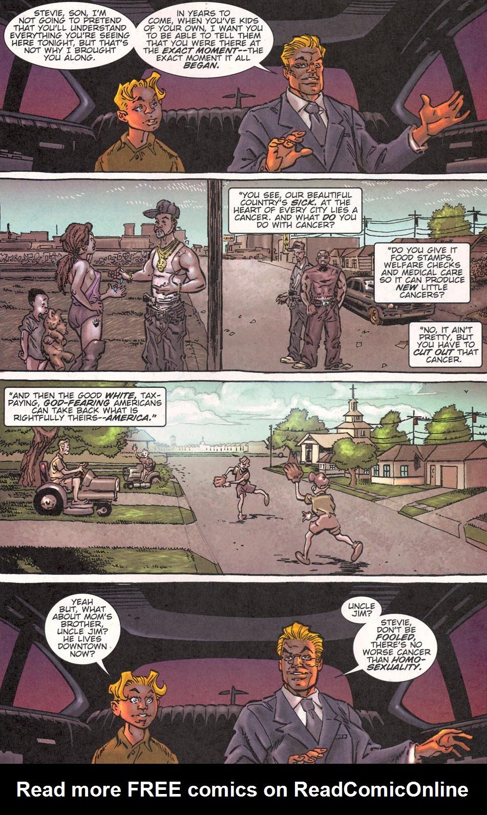 Read online The Exterminators comic -  Issue #16 - 20