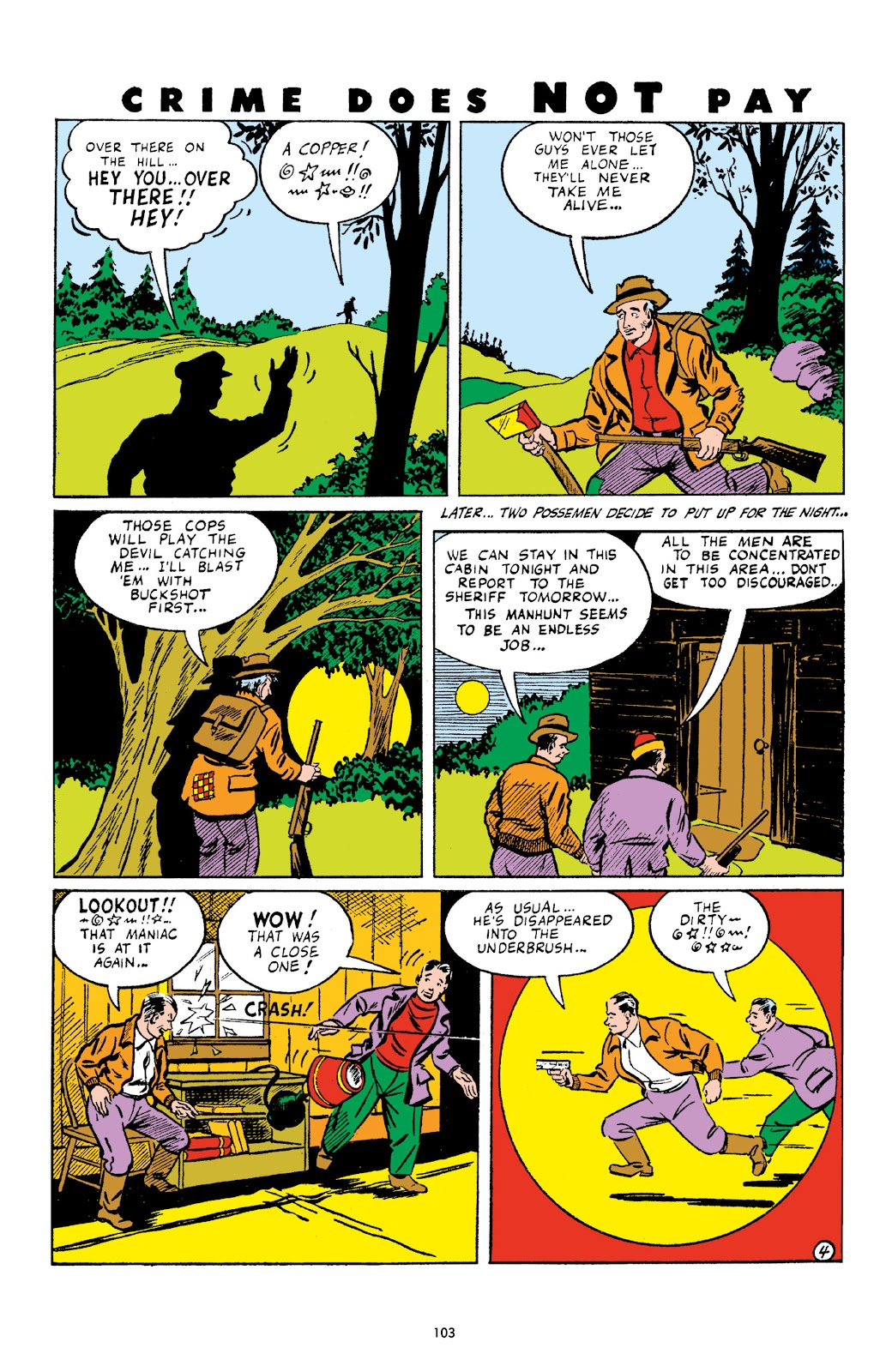 Read online Crime Does Not Pay Archives comic -  Issue # TPB 4 (Part 2) - 3