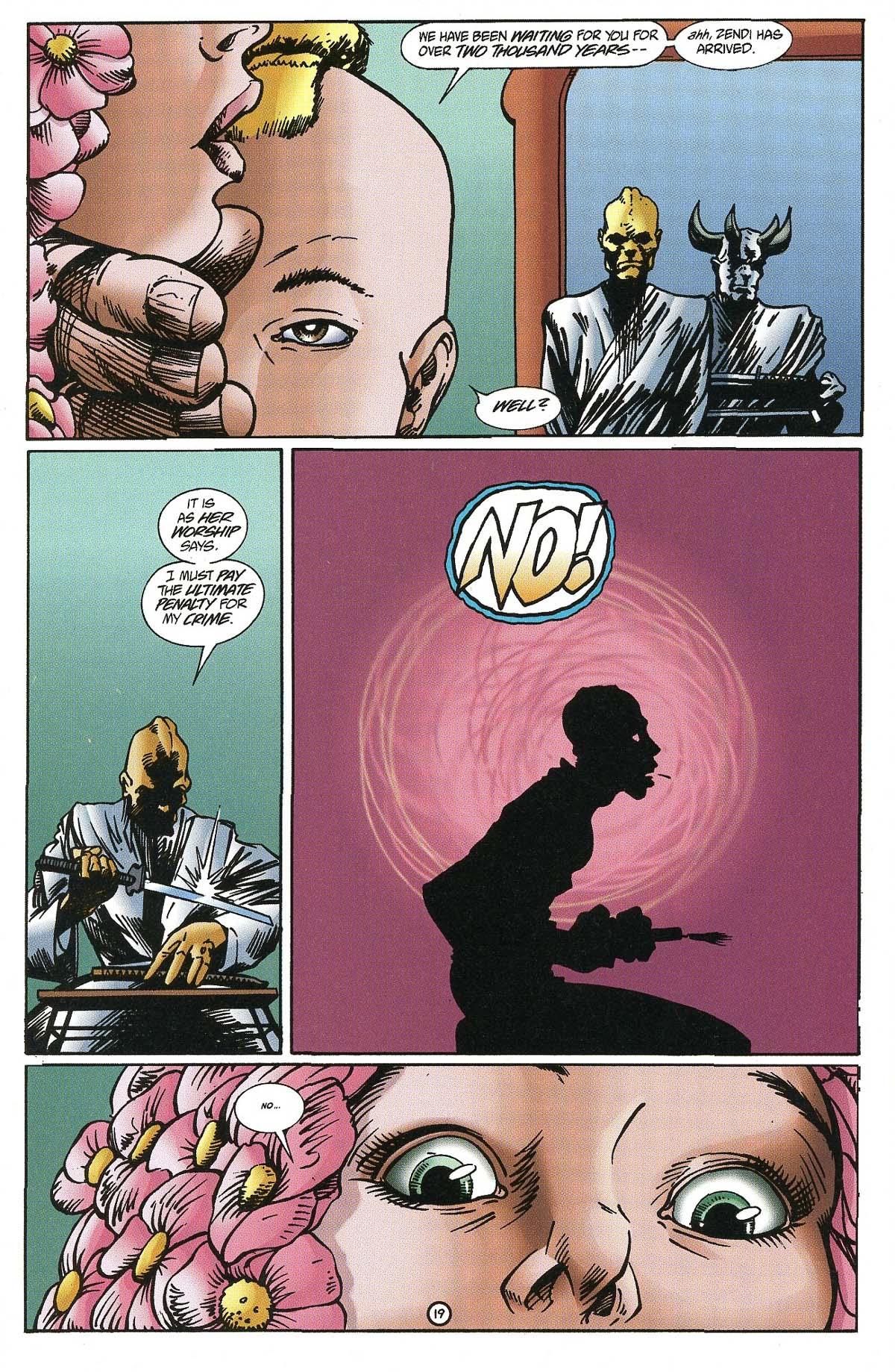 Read online Rune (1994) comic -  Issue #8 - 23