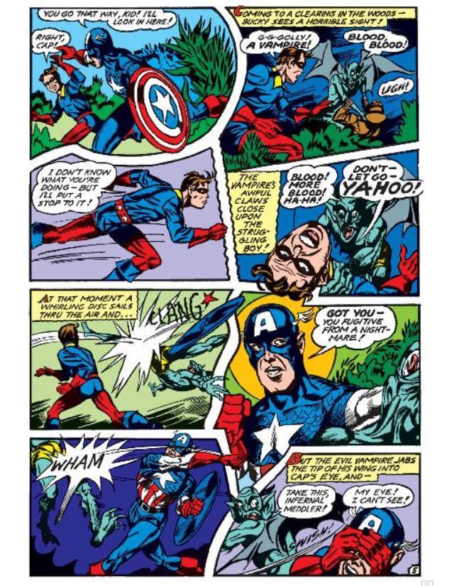 Read online All-Winners Comics comic -  Issue #5 - 22