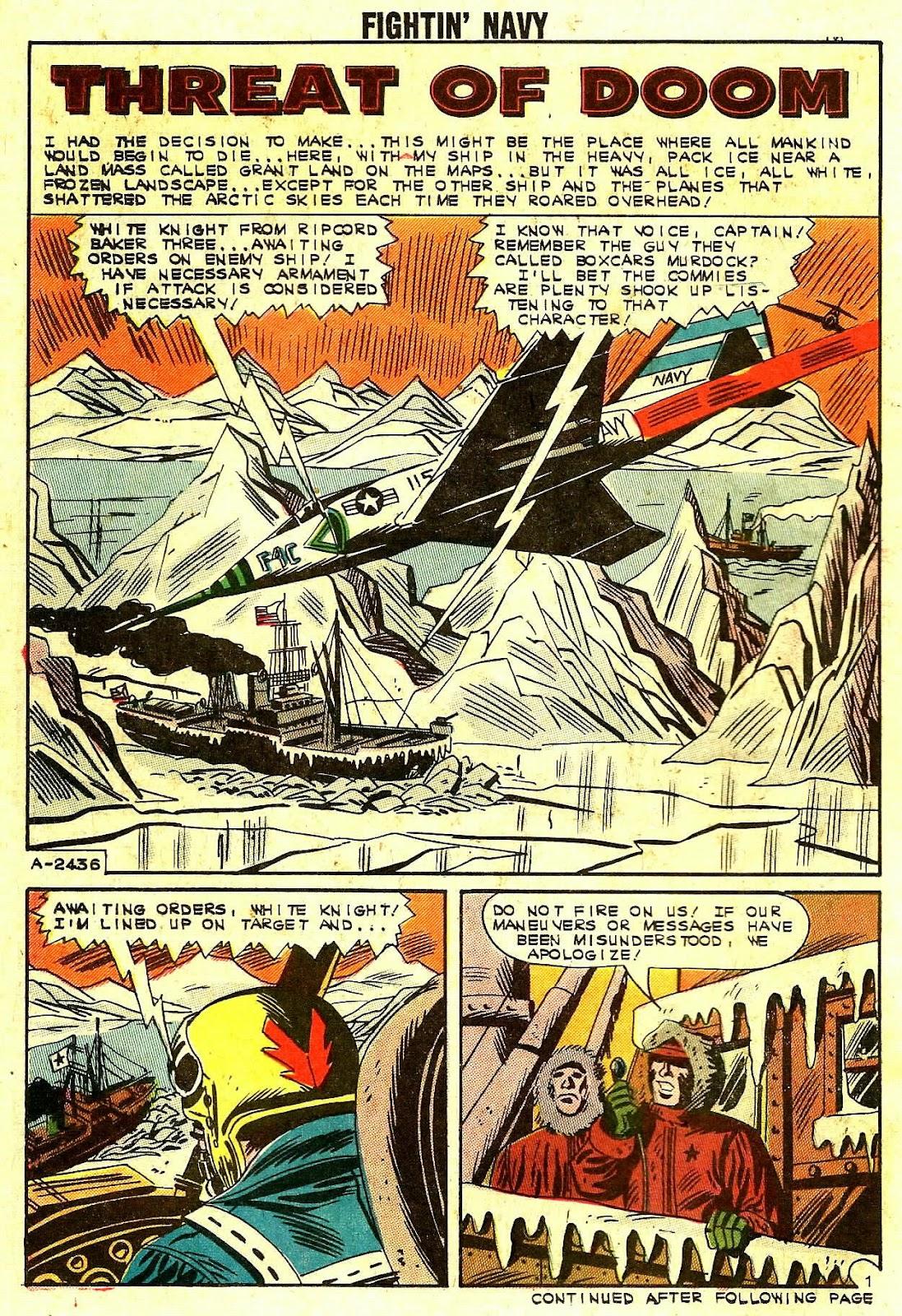 Read online Fightin' Navy comic -  Issue #109 - 14