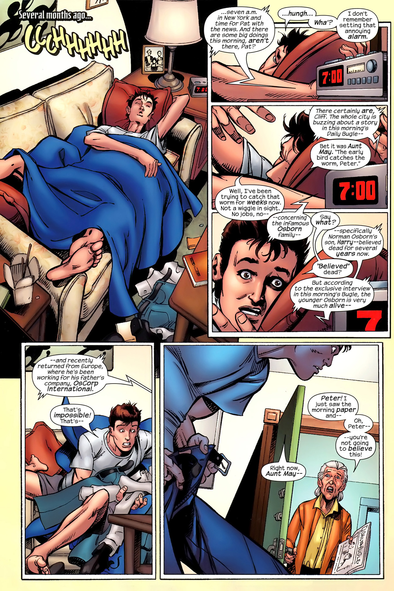 Read online Amazing Spider-Man Family comic -  Issue #4 - 3
