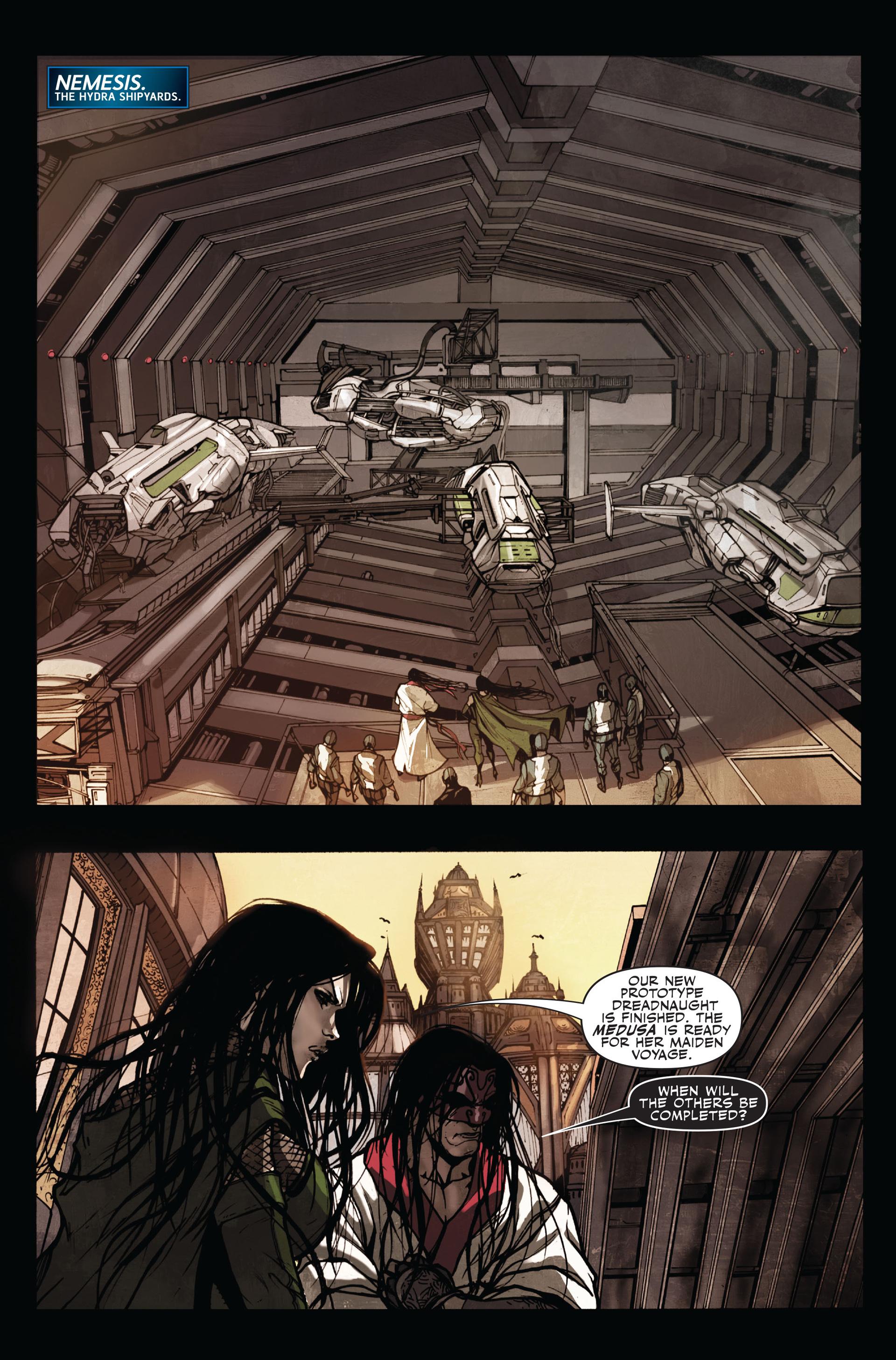 Read online Secret Warriors comic -  Issue #11 - 8