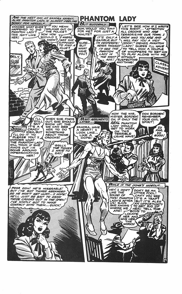 Read online Golden-Age Men of Mystery comic -  Issue #3 - 21