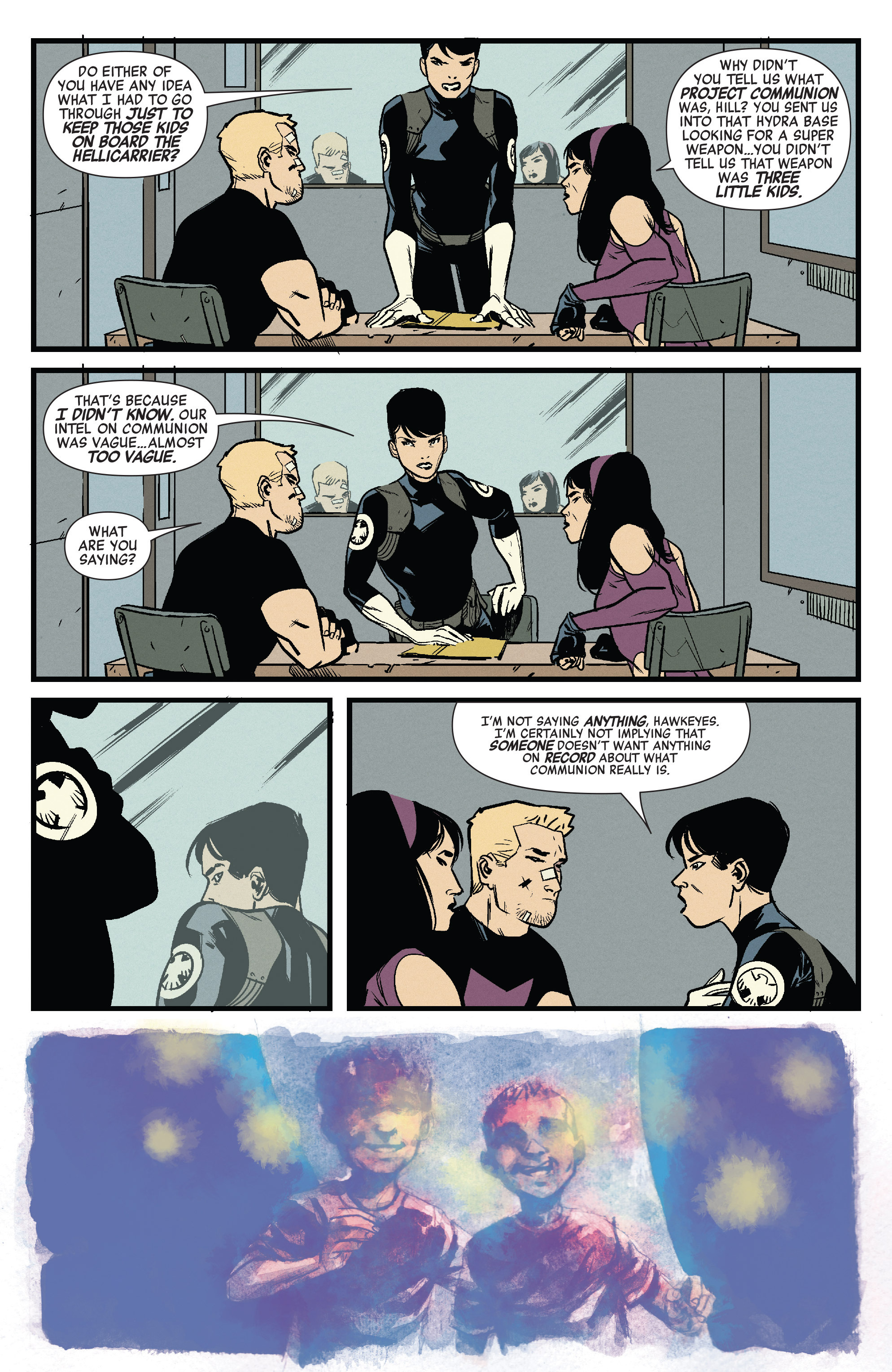 Read online All-New Hawkeye (2015) comic -  Issue #3 - 5