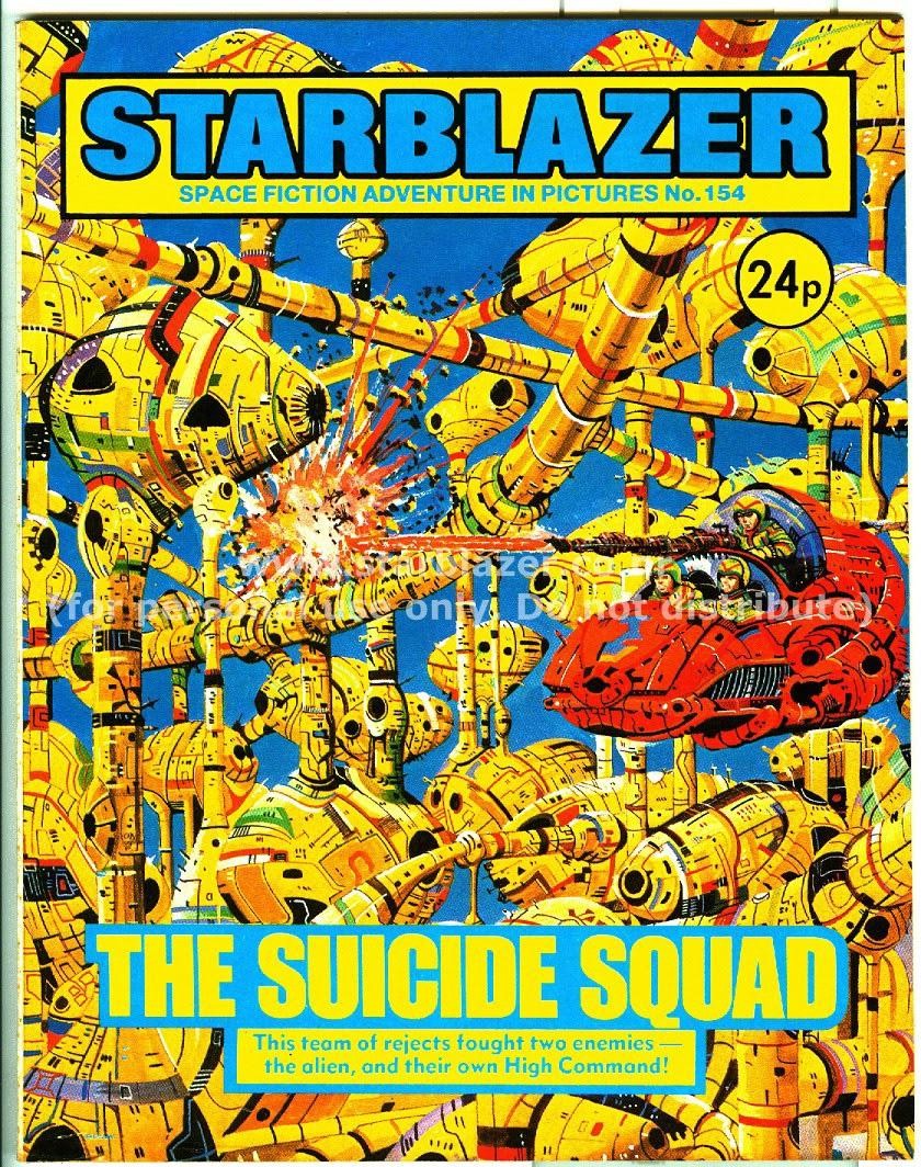 Starblazer issue 154 - Page 1