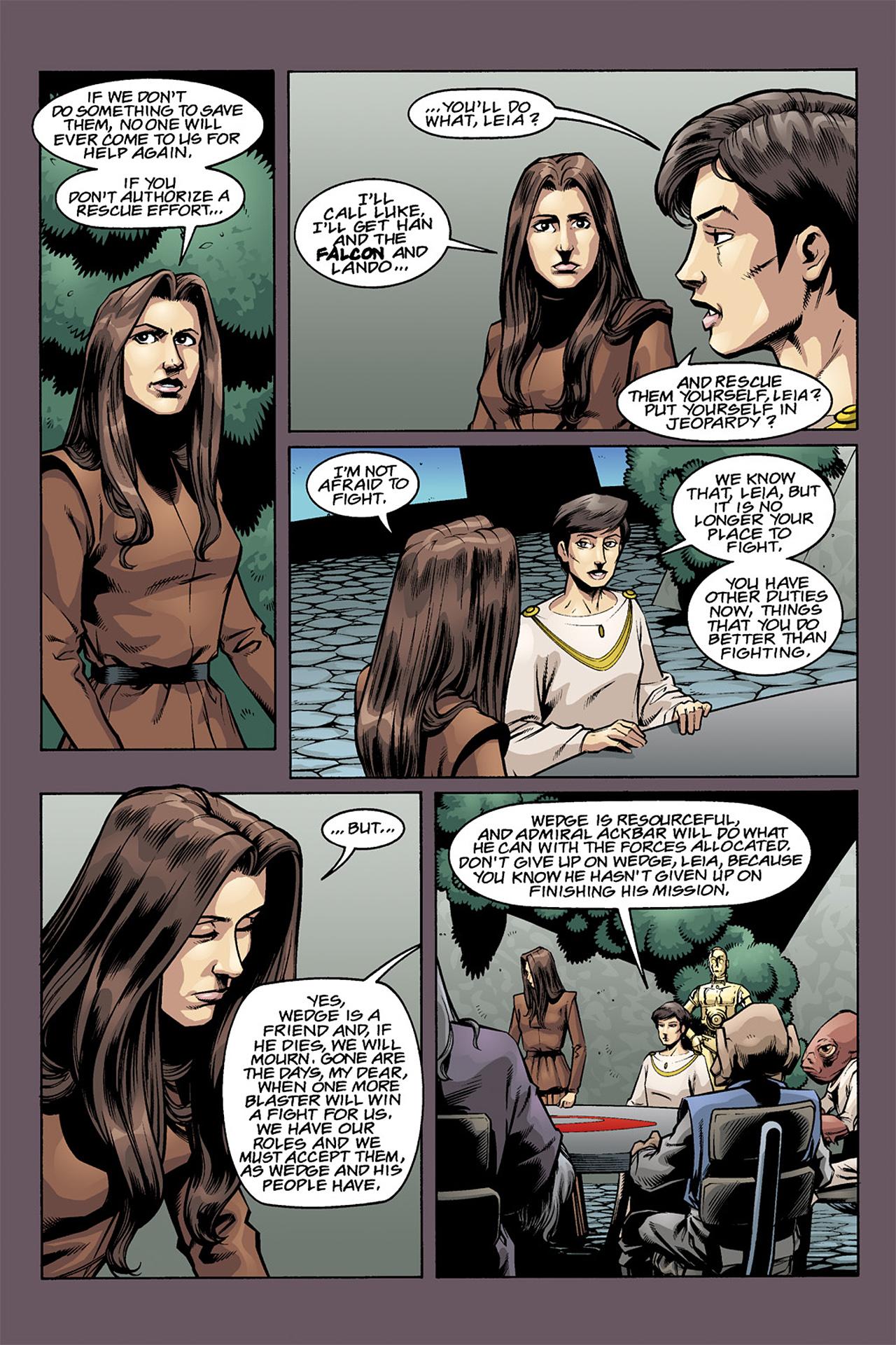 Read online Star Wars Omnibus comic -  Issue # Vol. 3 - 317