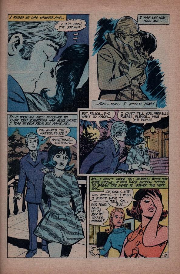 Read online Secret Hearts comic -  Issue #145 - 29