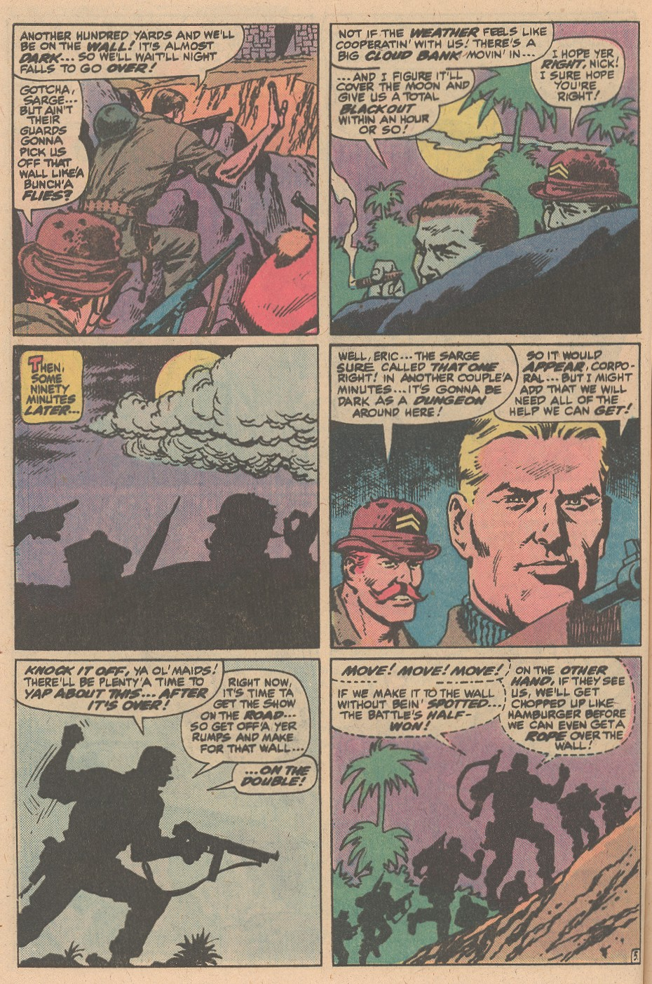 Read online Sgt. Fury comic -  Issue #161 - 8