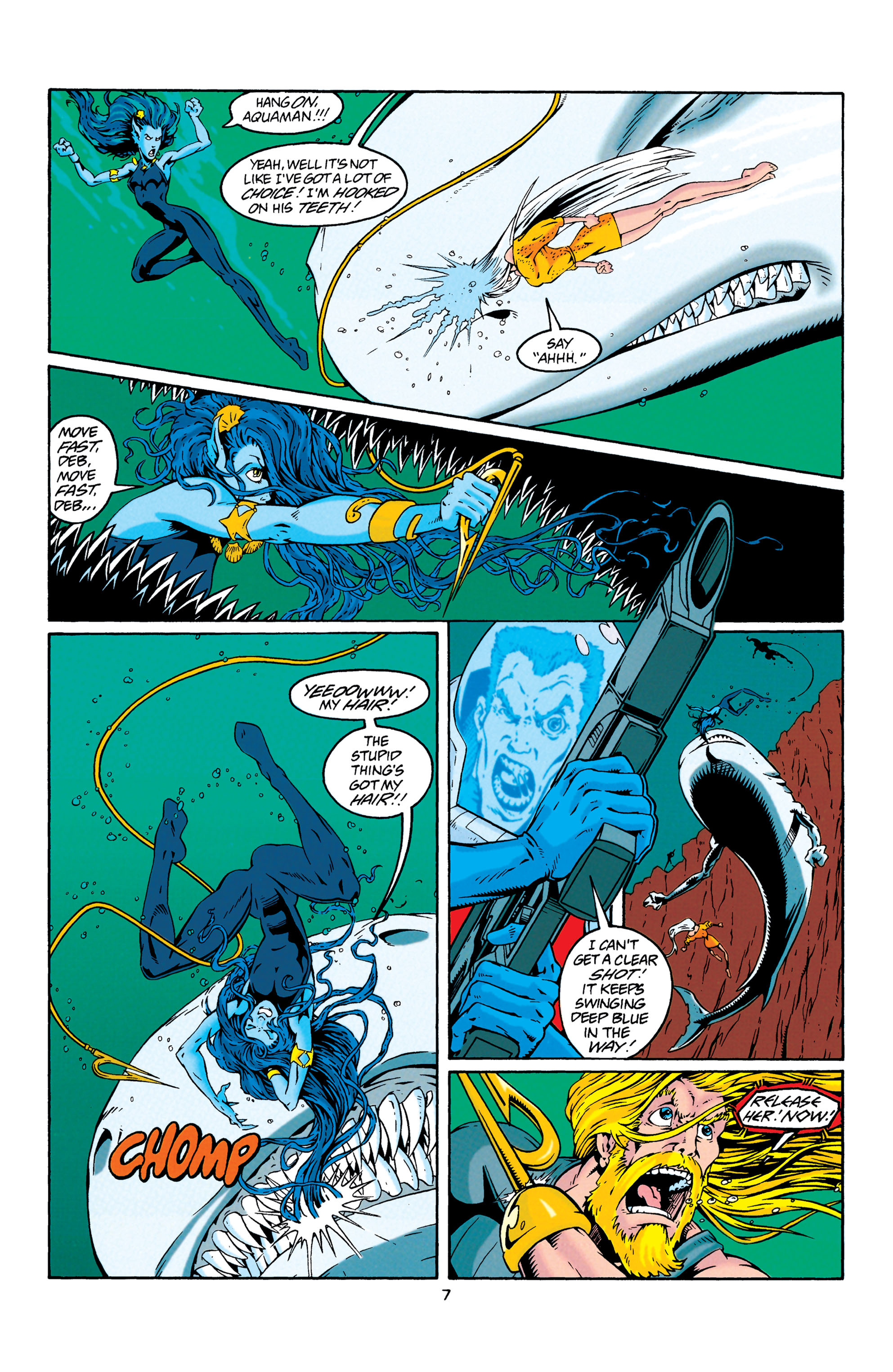 Read online Aquaman (1994) comic -  Issue #29 - 7