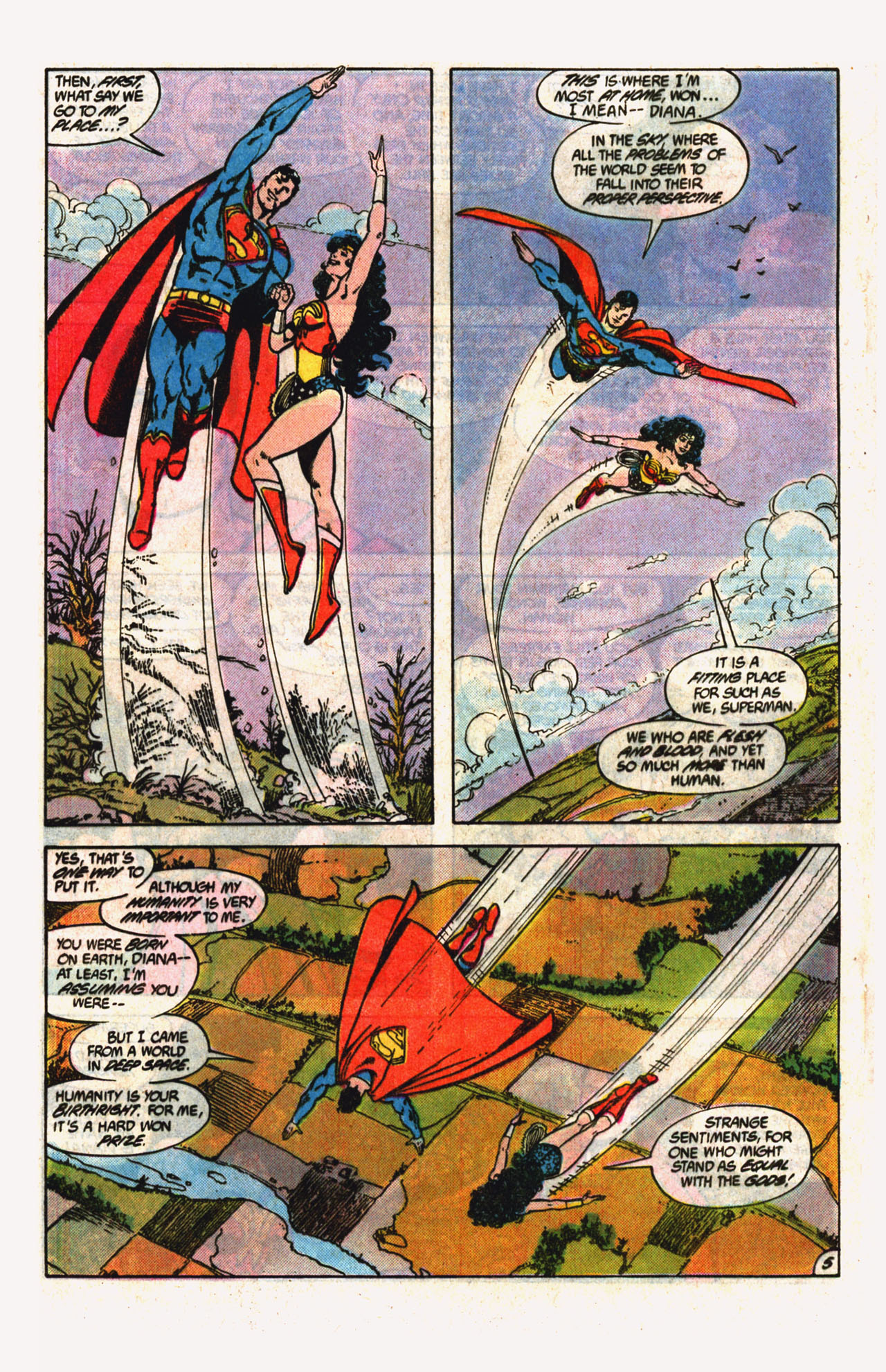 Read online Action Comics (1938) comic -  Issue #600 - 7