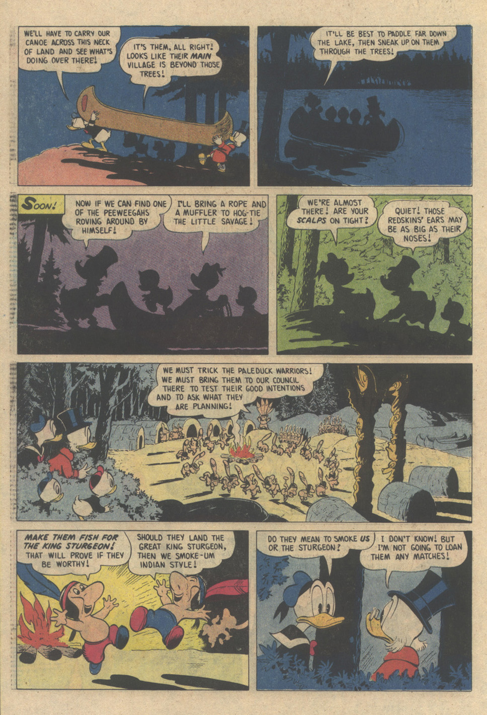 Read online Uncle Scrooge (1953) comic -  Issue #208 - 14