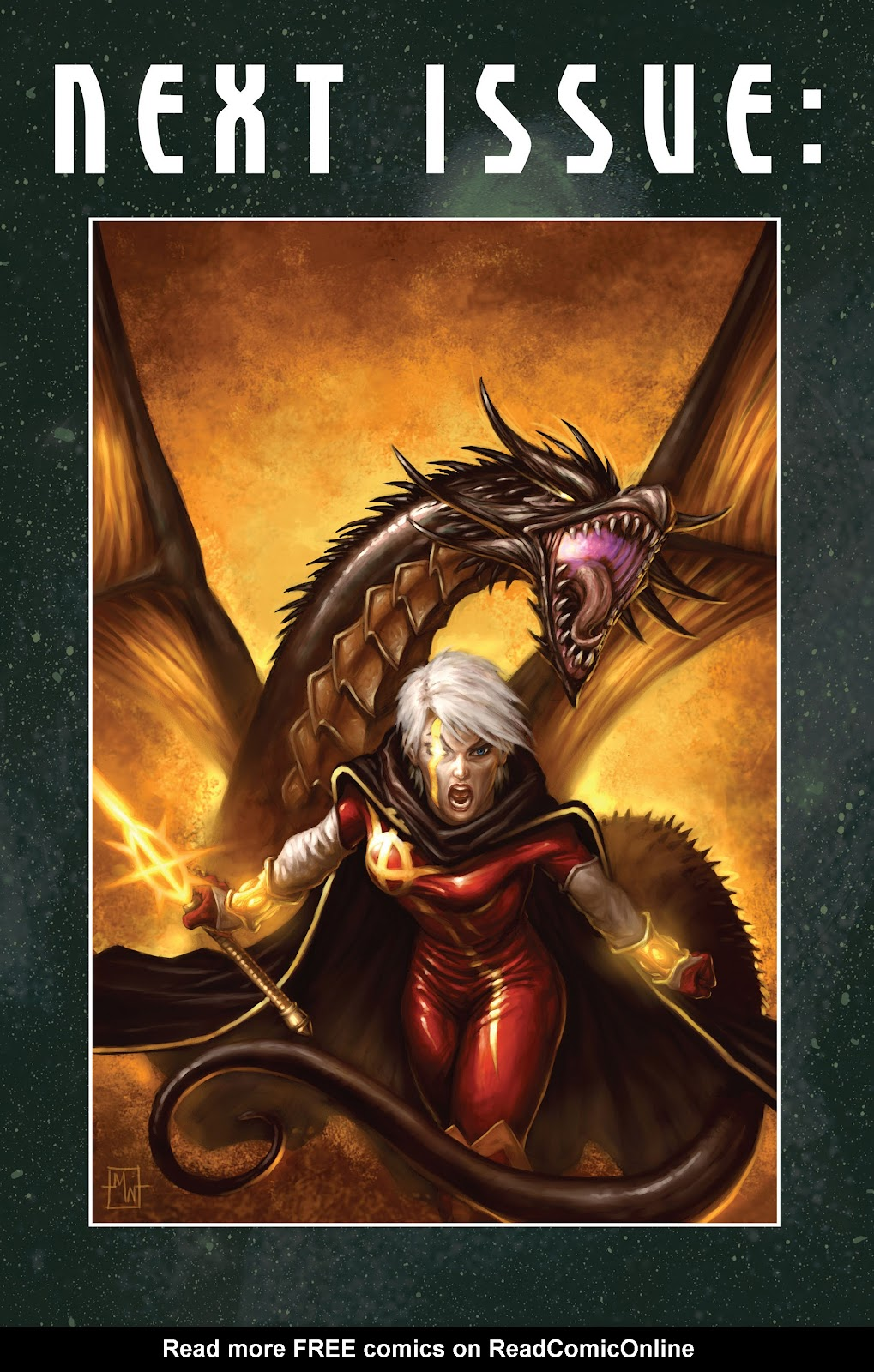 Annihilation: Conquest - Quasar issue 3 - Page 22