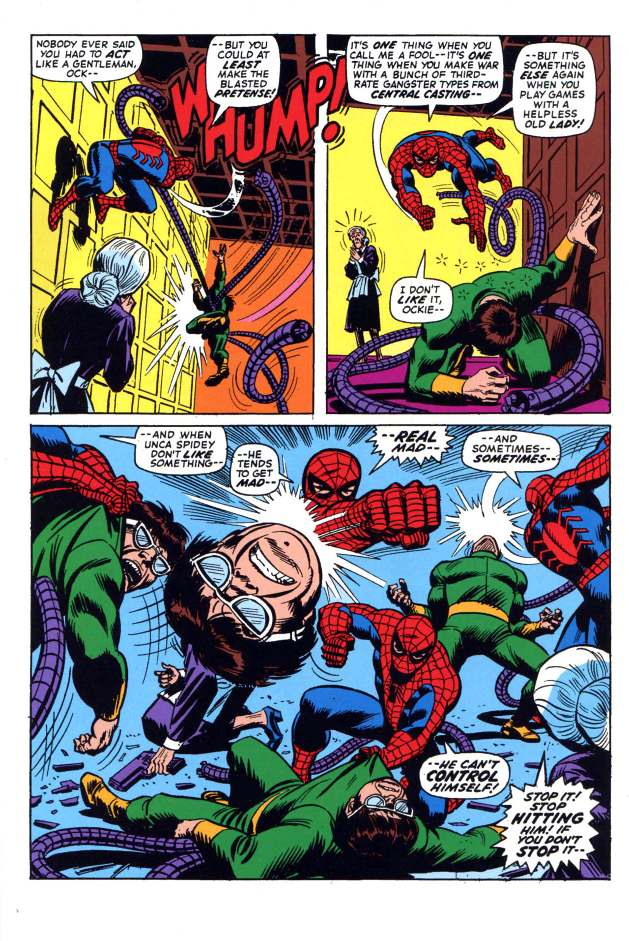 Read online Amazing Spider-Man Family comic -  Issue #2 - 101