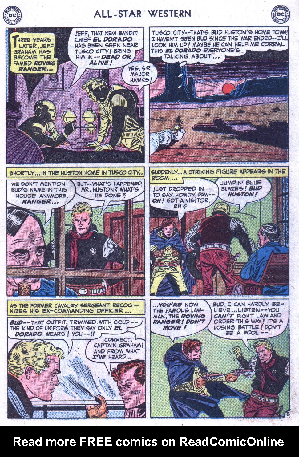 Read online All-Star Western (1951) comic -  Issue #59 - 27