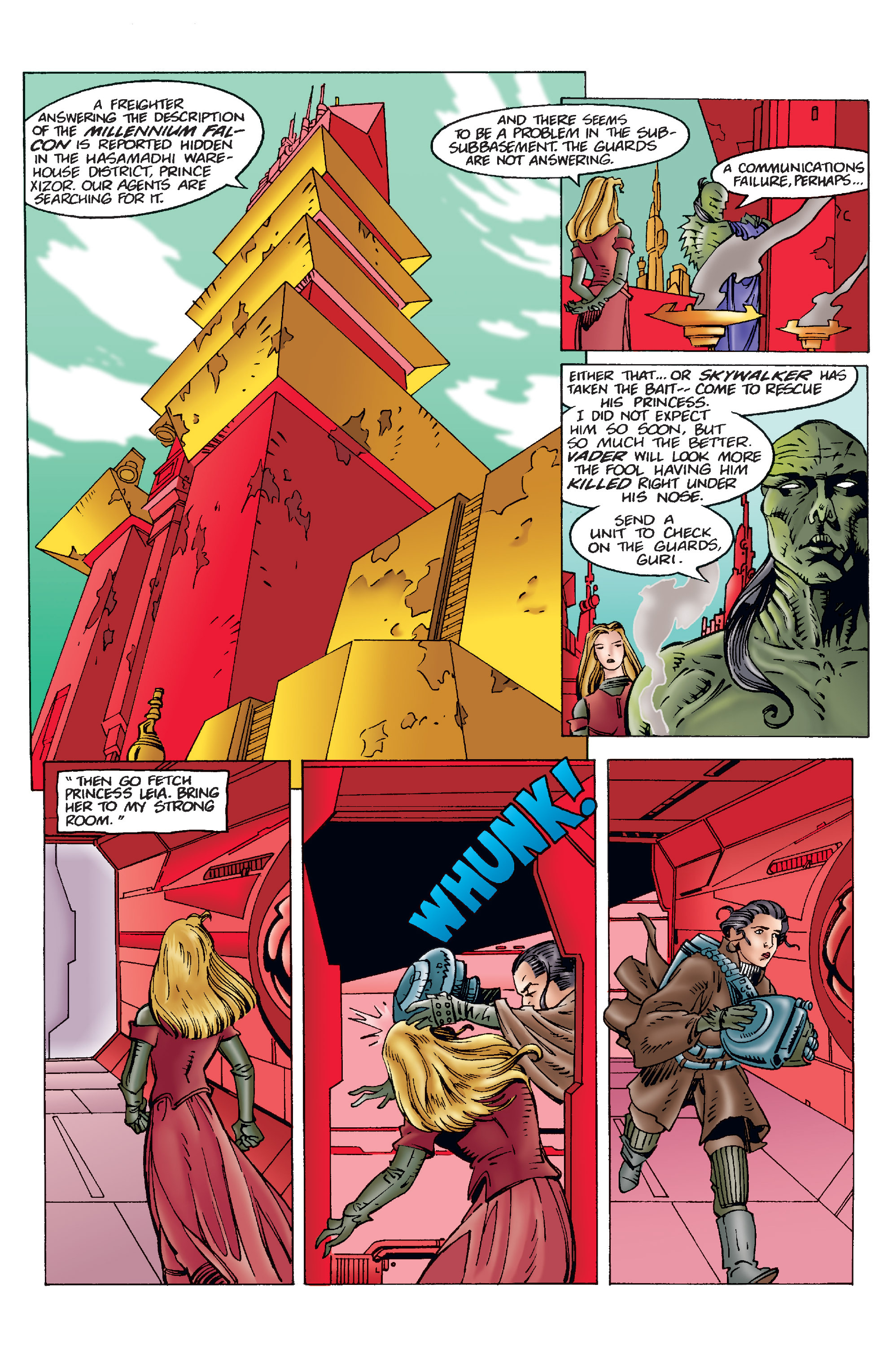 Read online Star Wars Omnibus comic -  Issue # Vol. 11 - 134