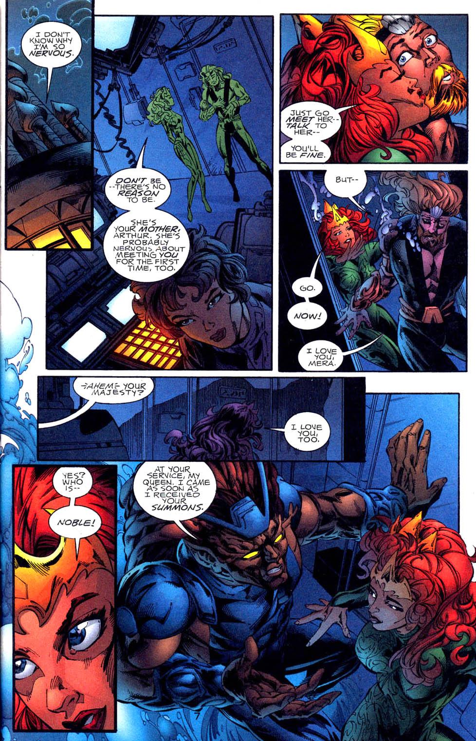 Read online Aquaman (1994) comic -  Issue #61 - 8