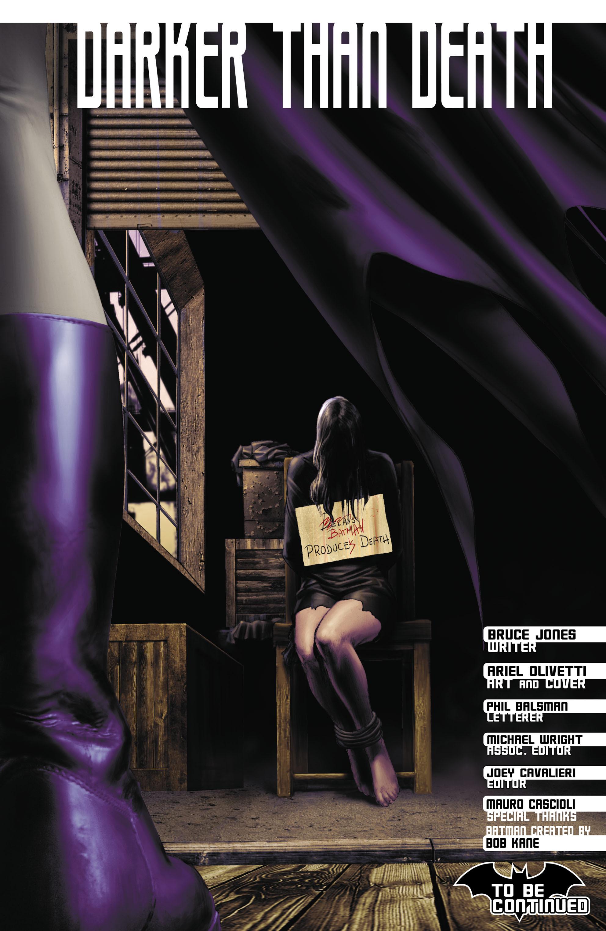 Batman: Legends of the Dark Knight 208 Page 23