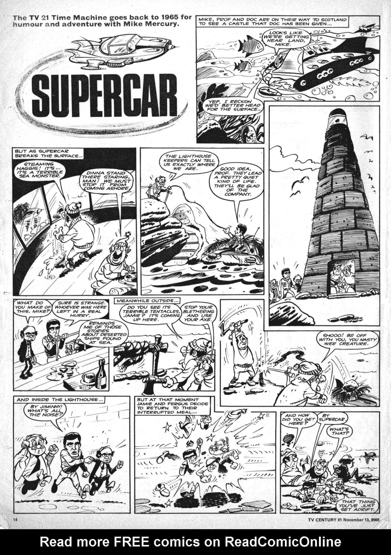 Read online TV Century 21 (TV 21) comic -  Issue #43 - 13